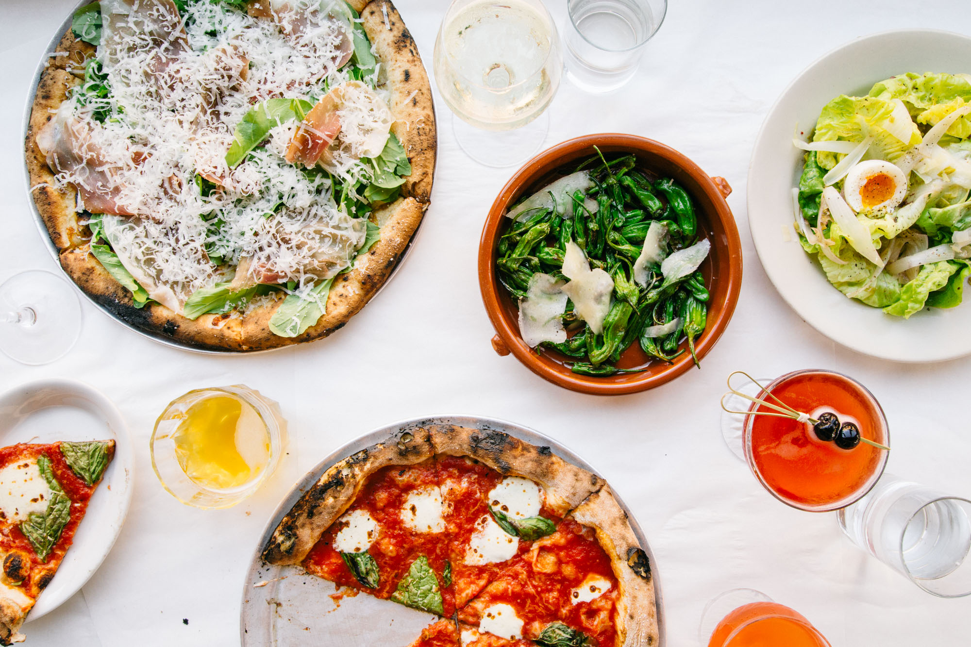 Pizza and more at Short & Main in Gloucester