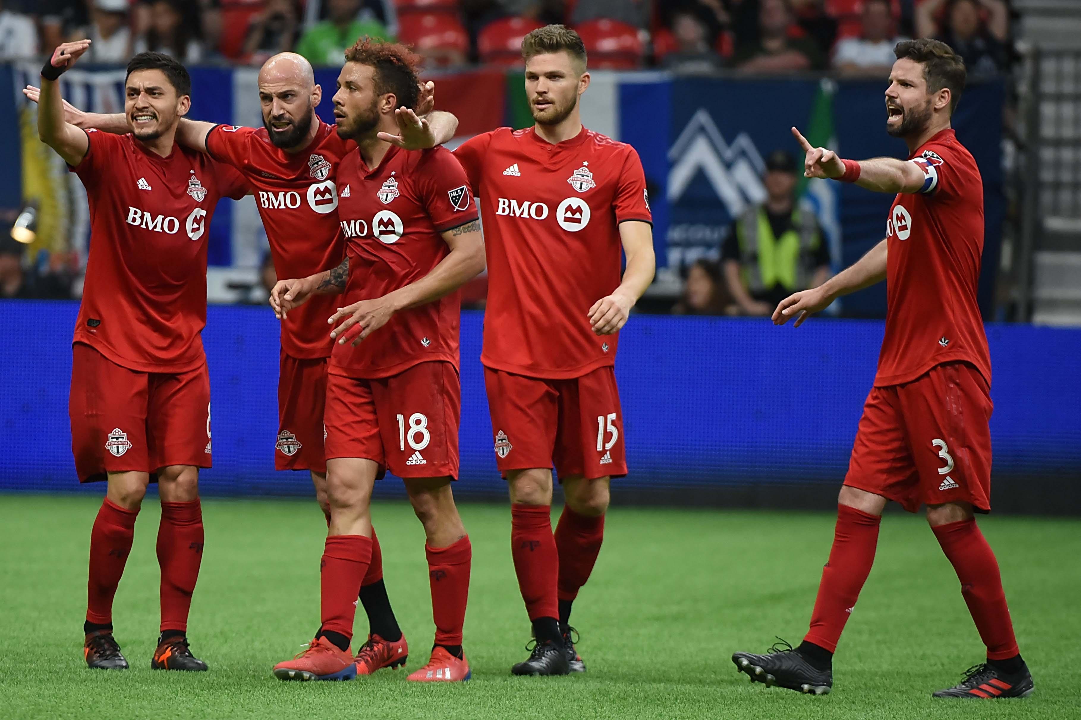 f051b5adcfb Rate the Reds: Toronto FC 1-1 Whitecaps FC
