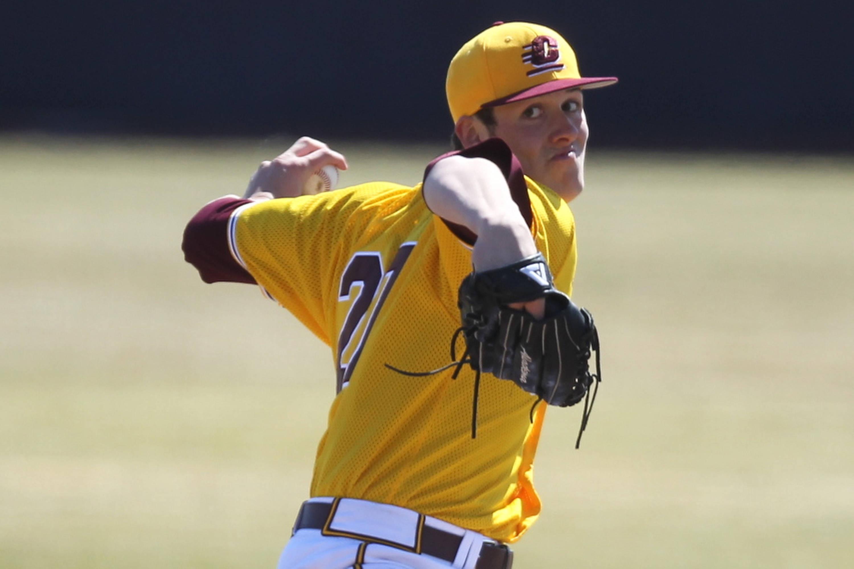 Nick Deeg pitcher