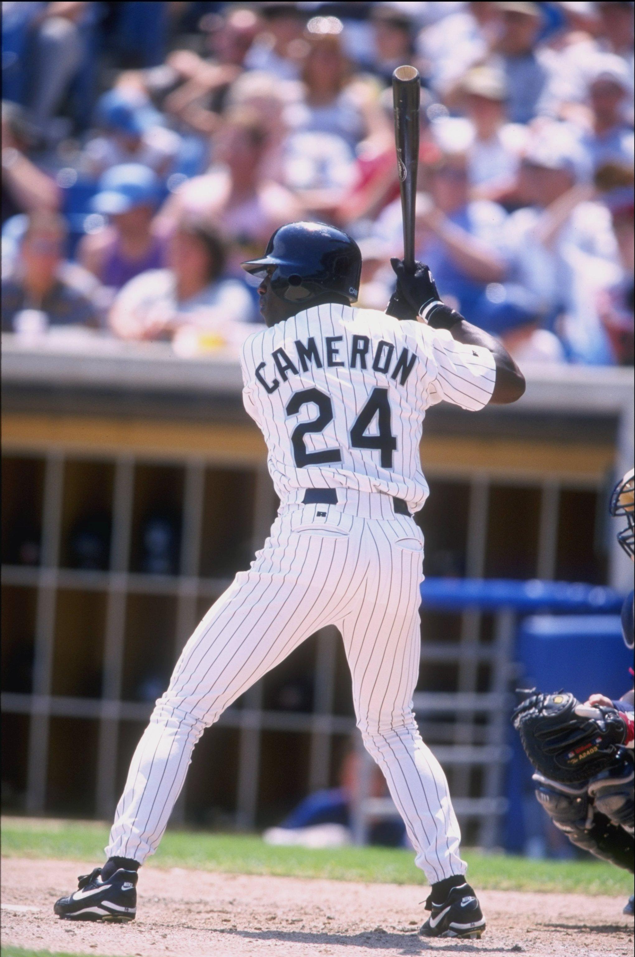 Mike Cameron #24