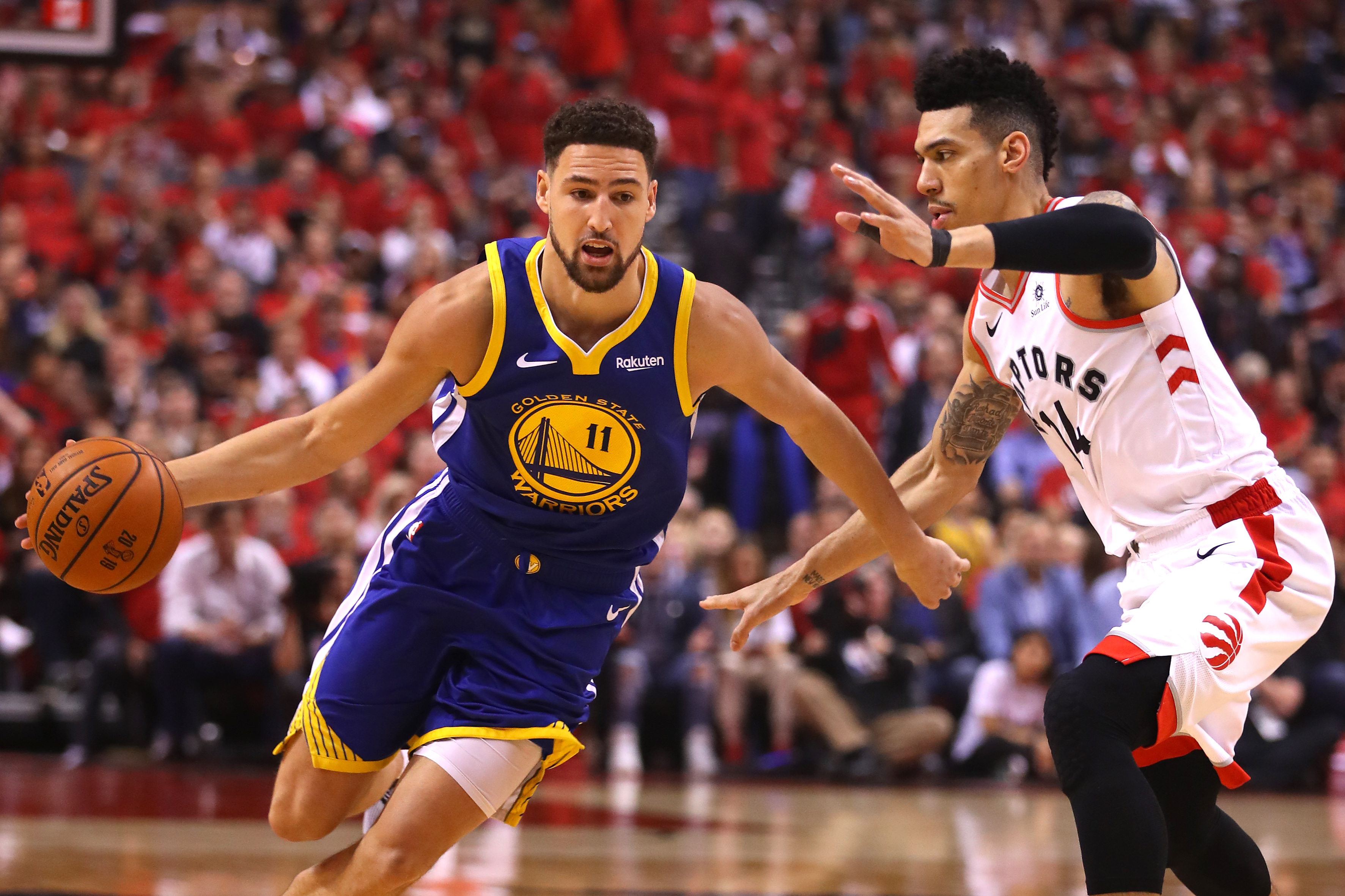 2019 NBA Finals - Game Two