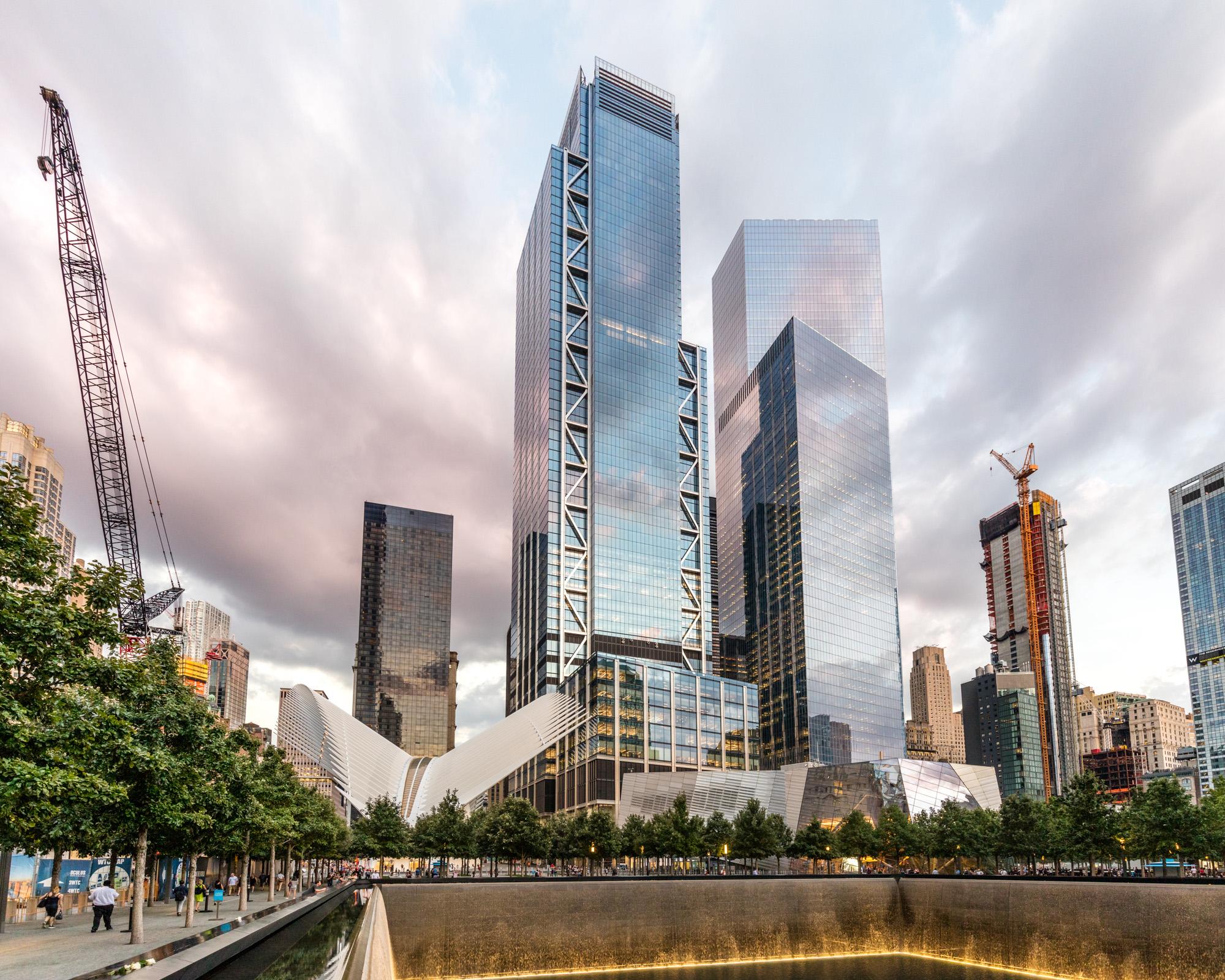 World Trade Center - Curbed NY