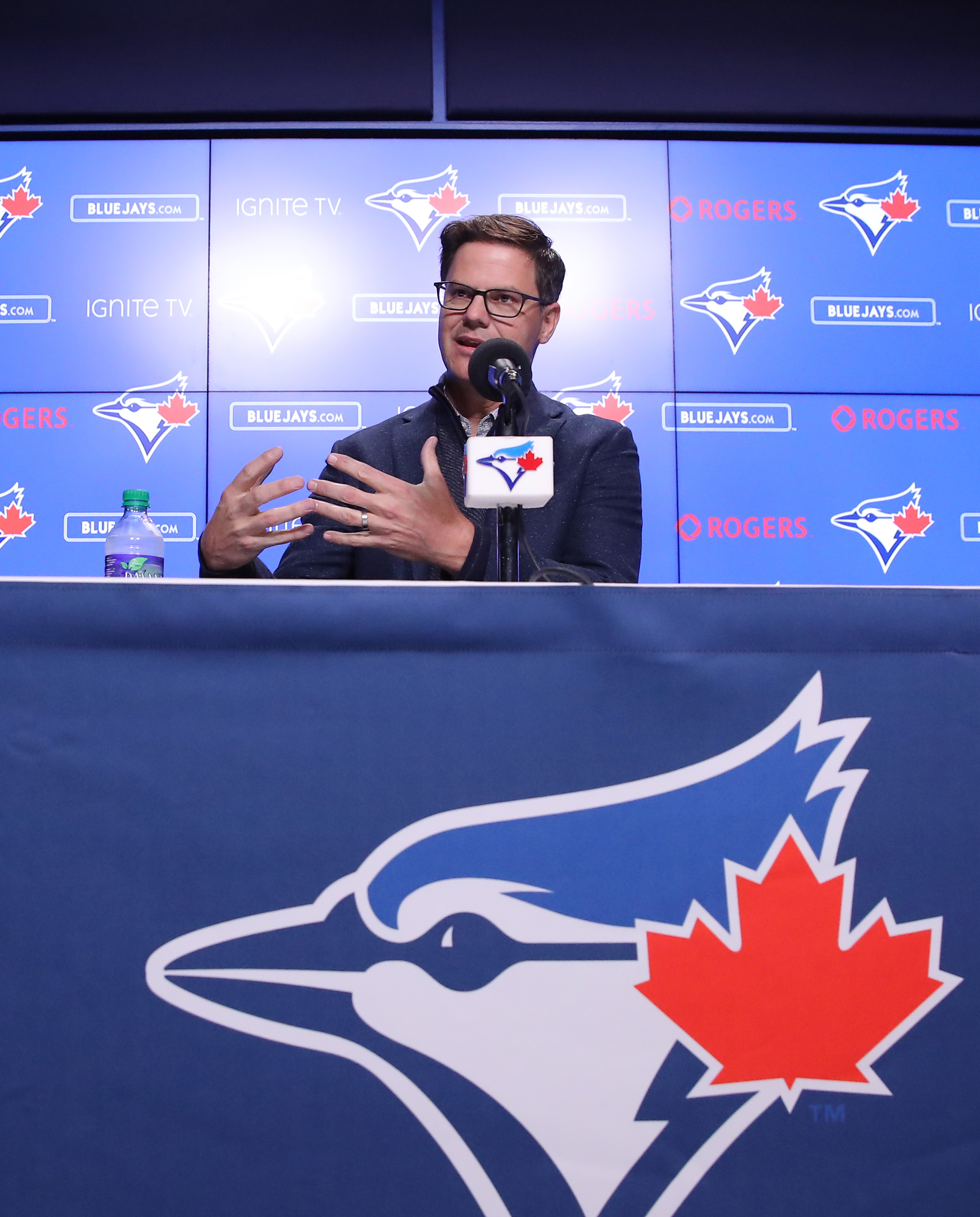 Toronto Blue Jays Introduce Vladimir Guerrero Jr
