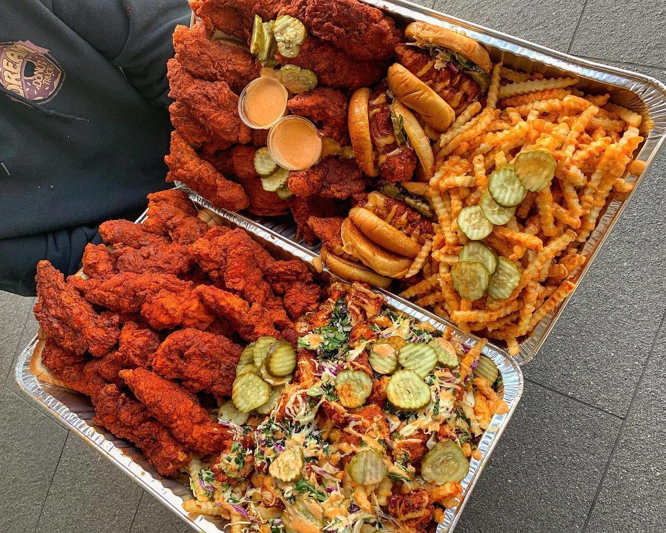 Nashville-Style Sensation Dave's Hot Chicken Dominates the San Fernando Valley Next