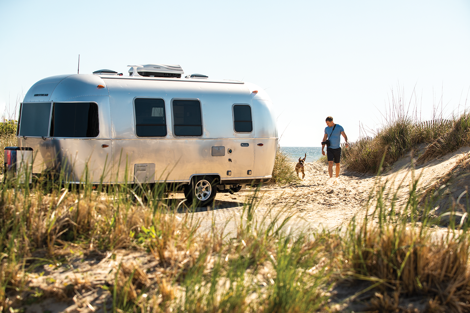 Airstream debuts two new compact travel trailers