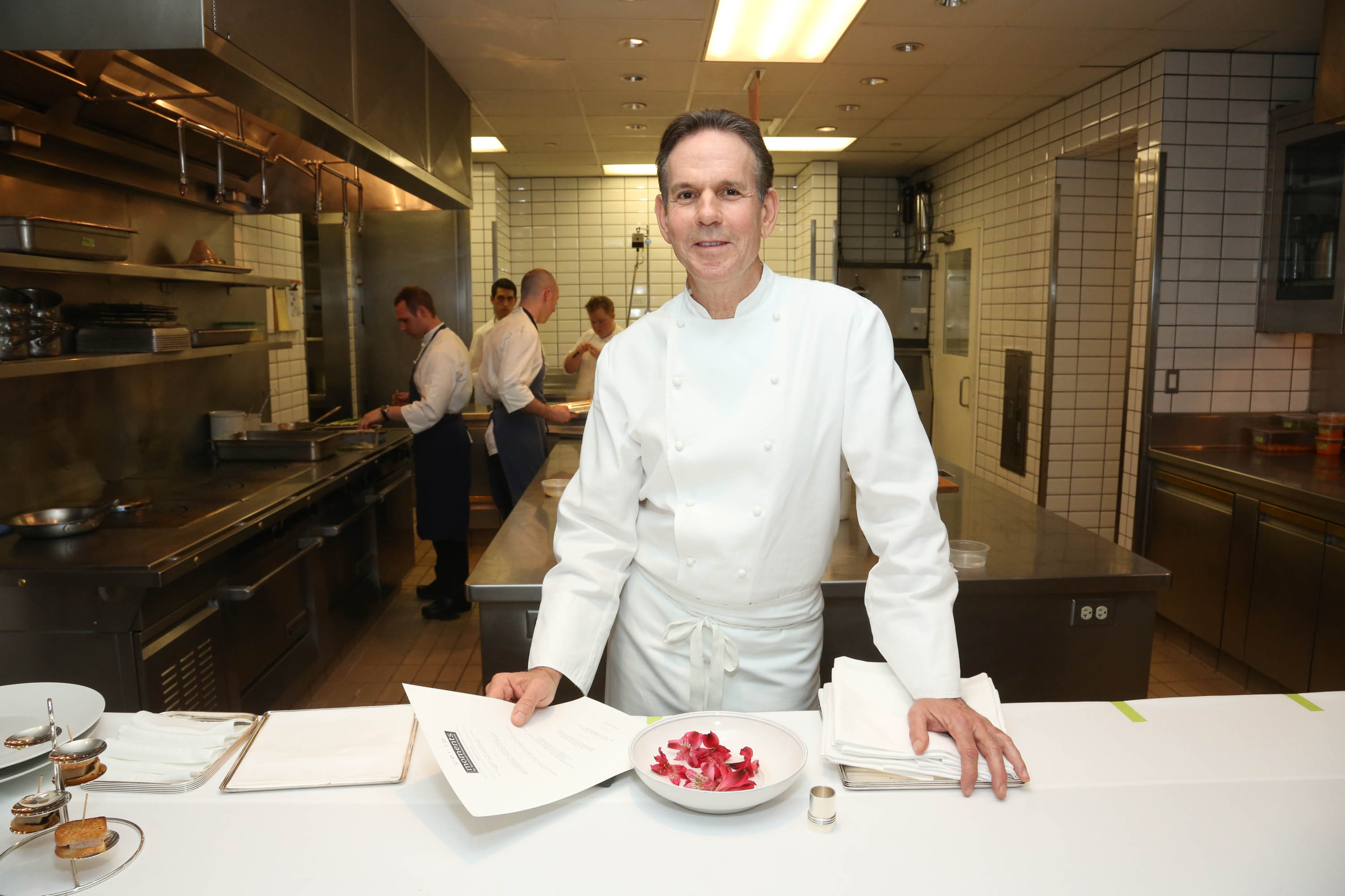 Starwood Preferred Guest Hosts Gourmet Experience Of A Lifetime With Chef Thomas Keller At Per Se For Luck SPG Members, Courtesy Of SPG Moments