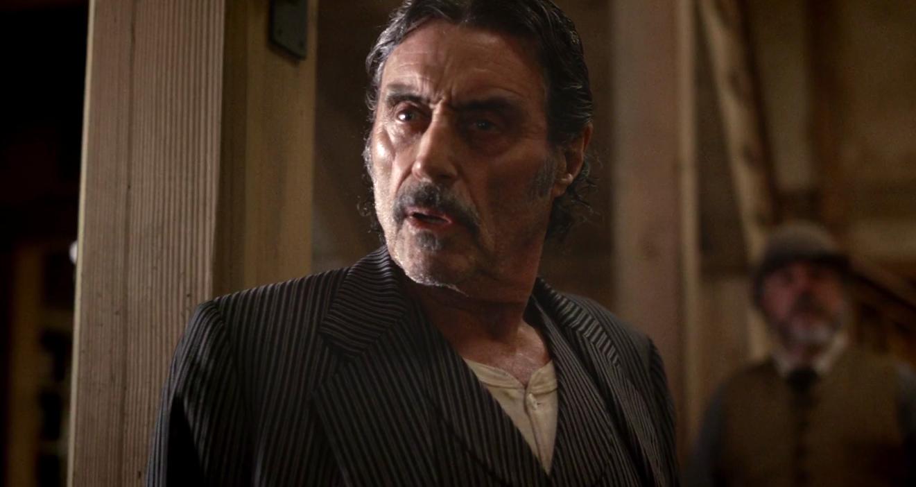Al Swearengen in Deadwood The Movie