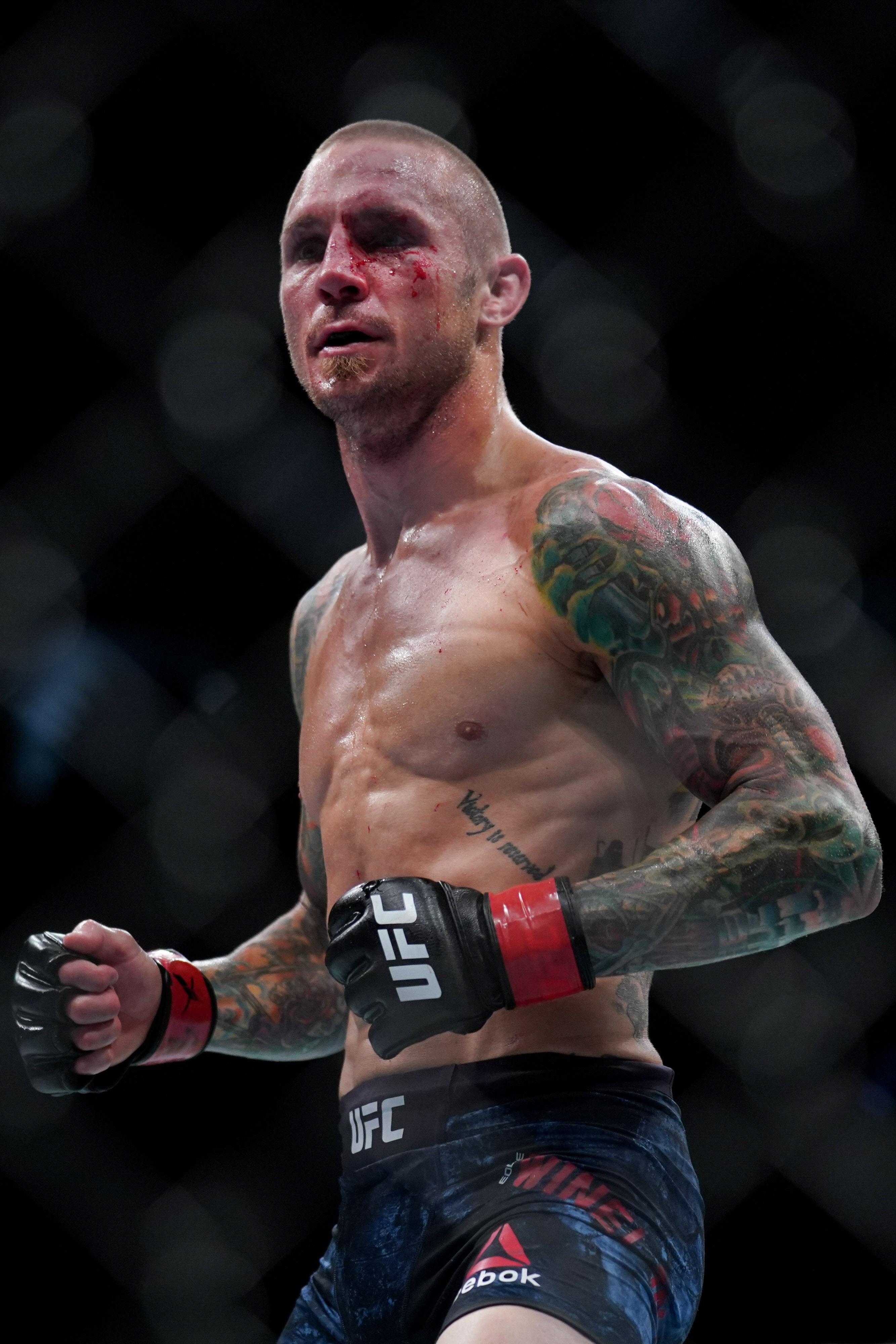 MMA: UFC Fight Night-Boise-Wineland vs Perez