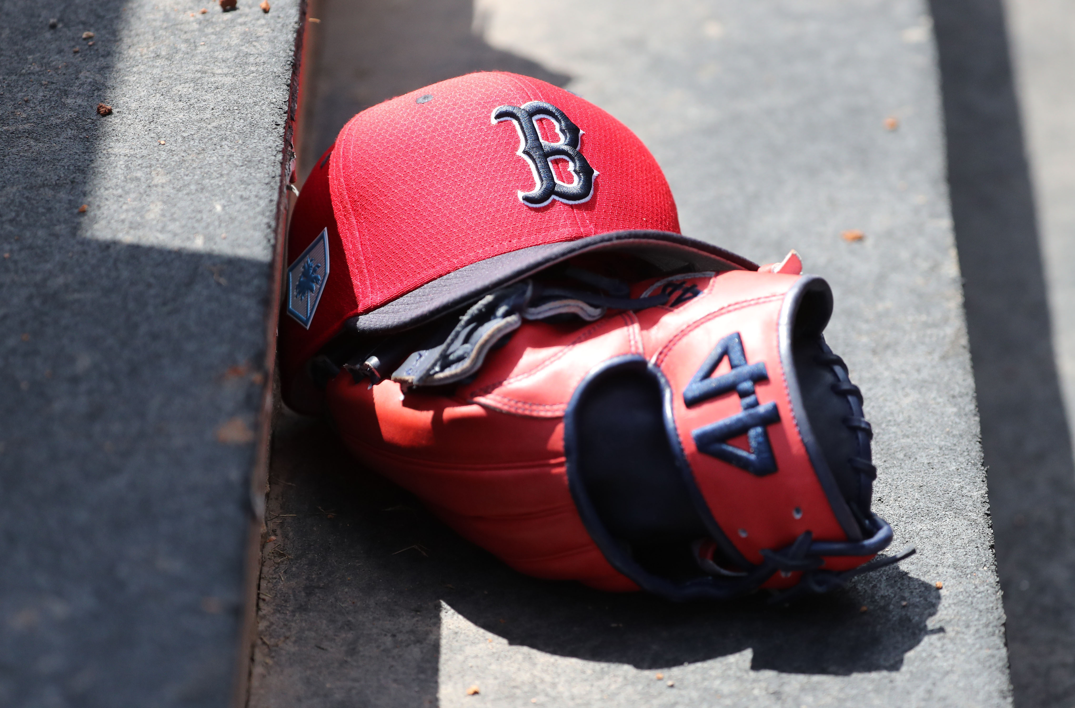 MLB: Spring Training-Boston Red Sox at New York Yankees