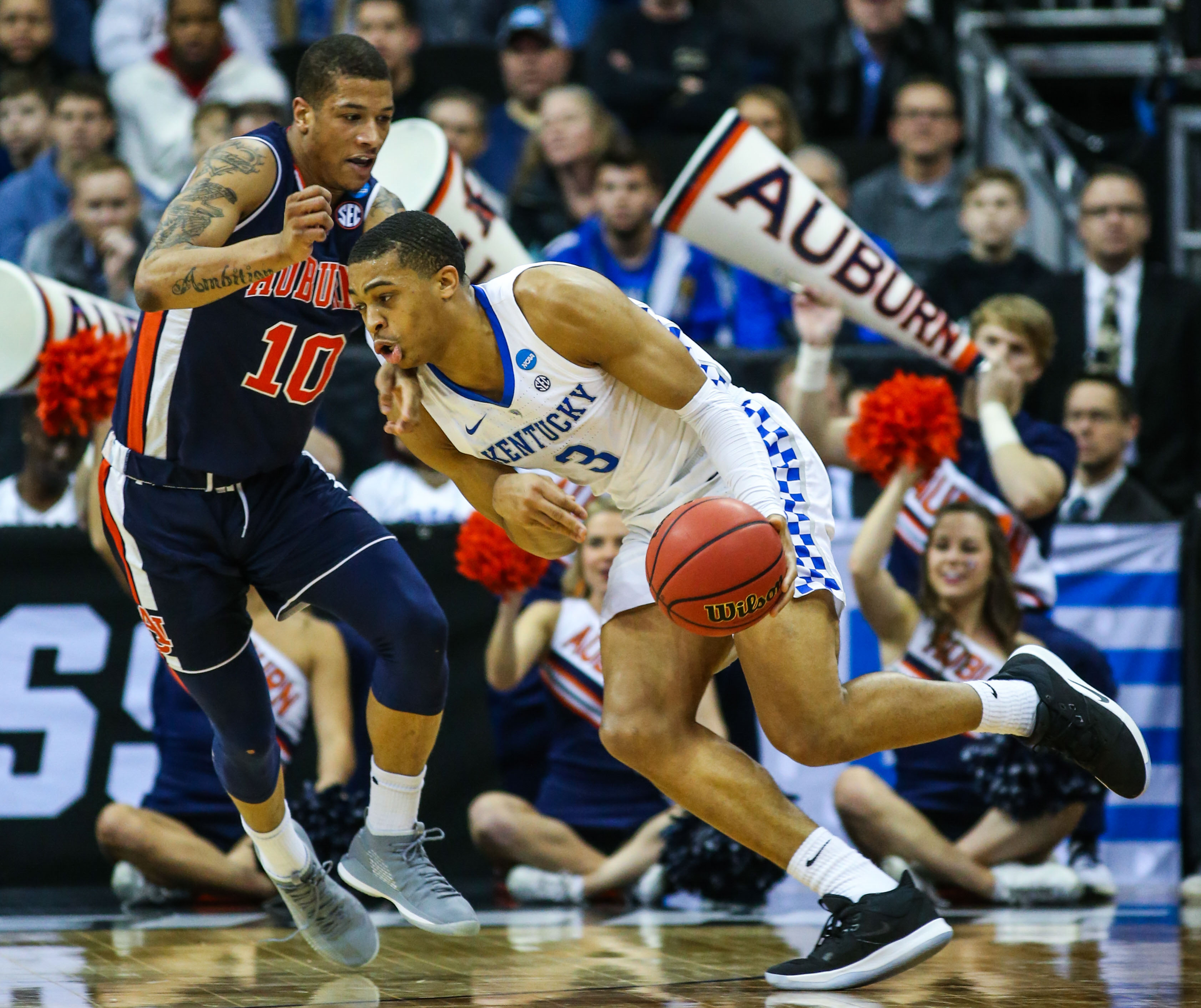 2019 NBA Draft scouting report: Keldon Johnson Peachtree Hoops