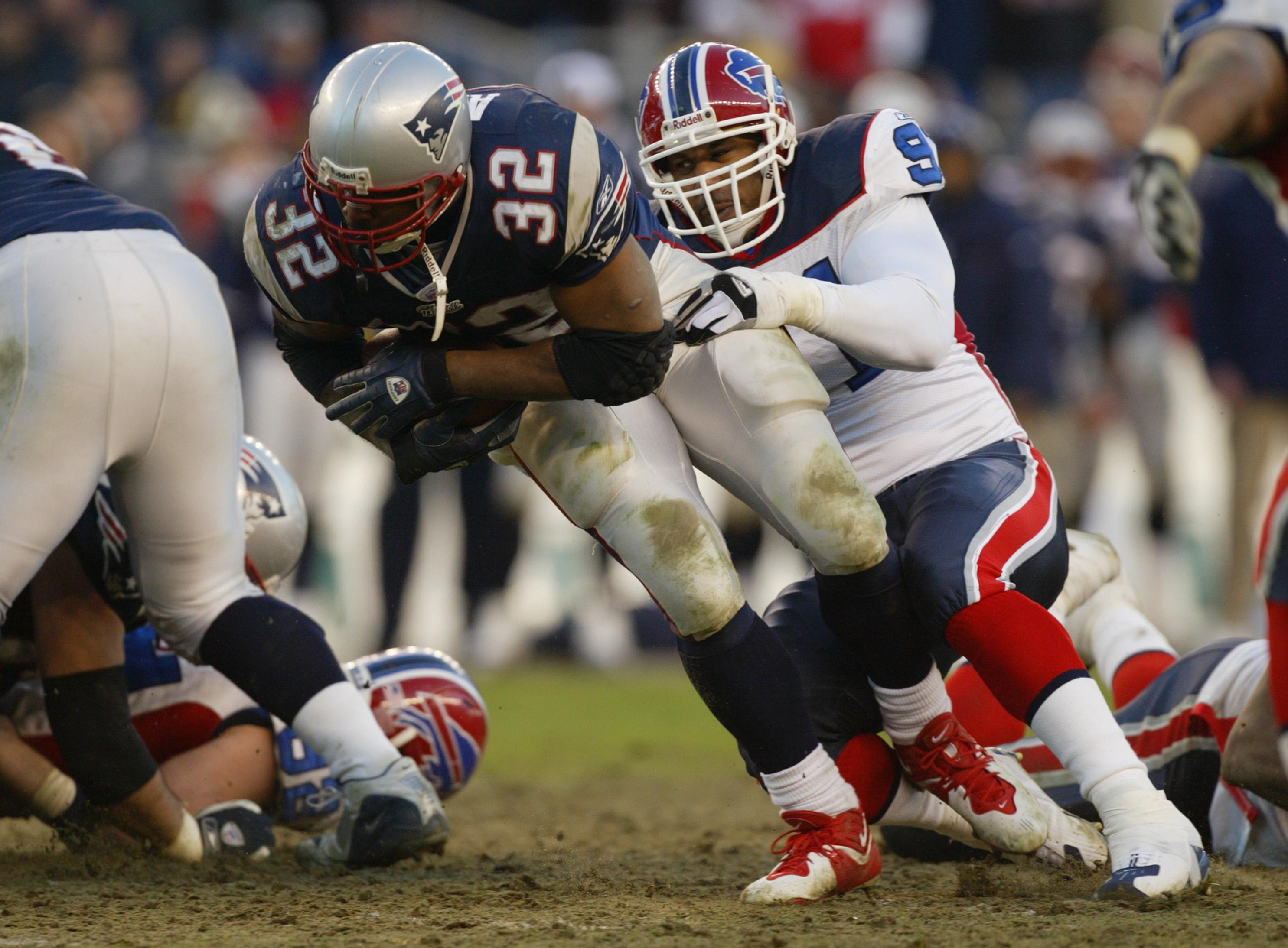 Bills v Patriots