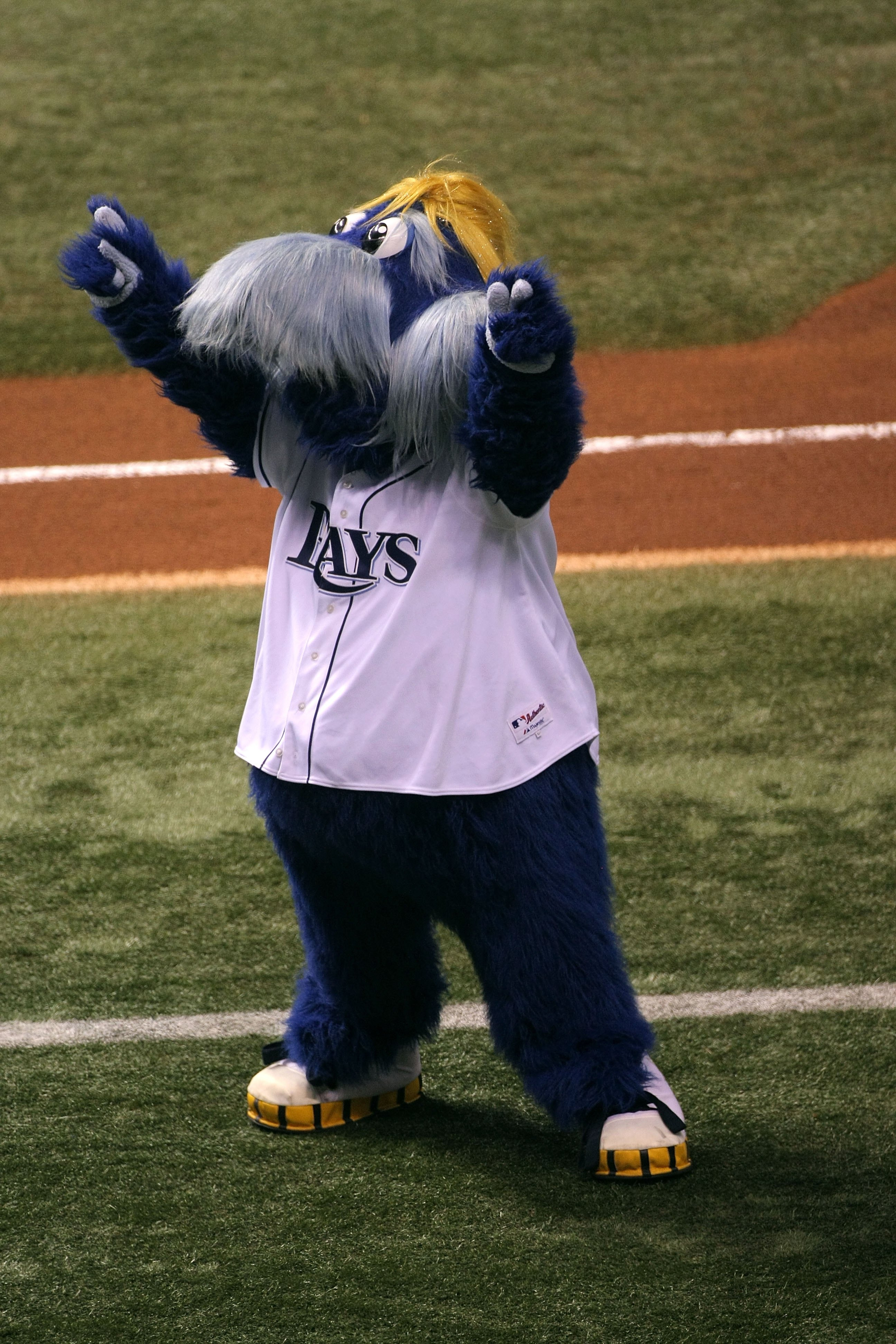 World Series: Philadelphia Phillies v Tampa Bay Rays, Game 2