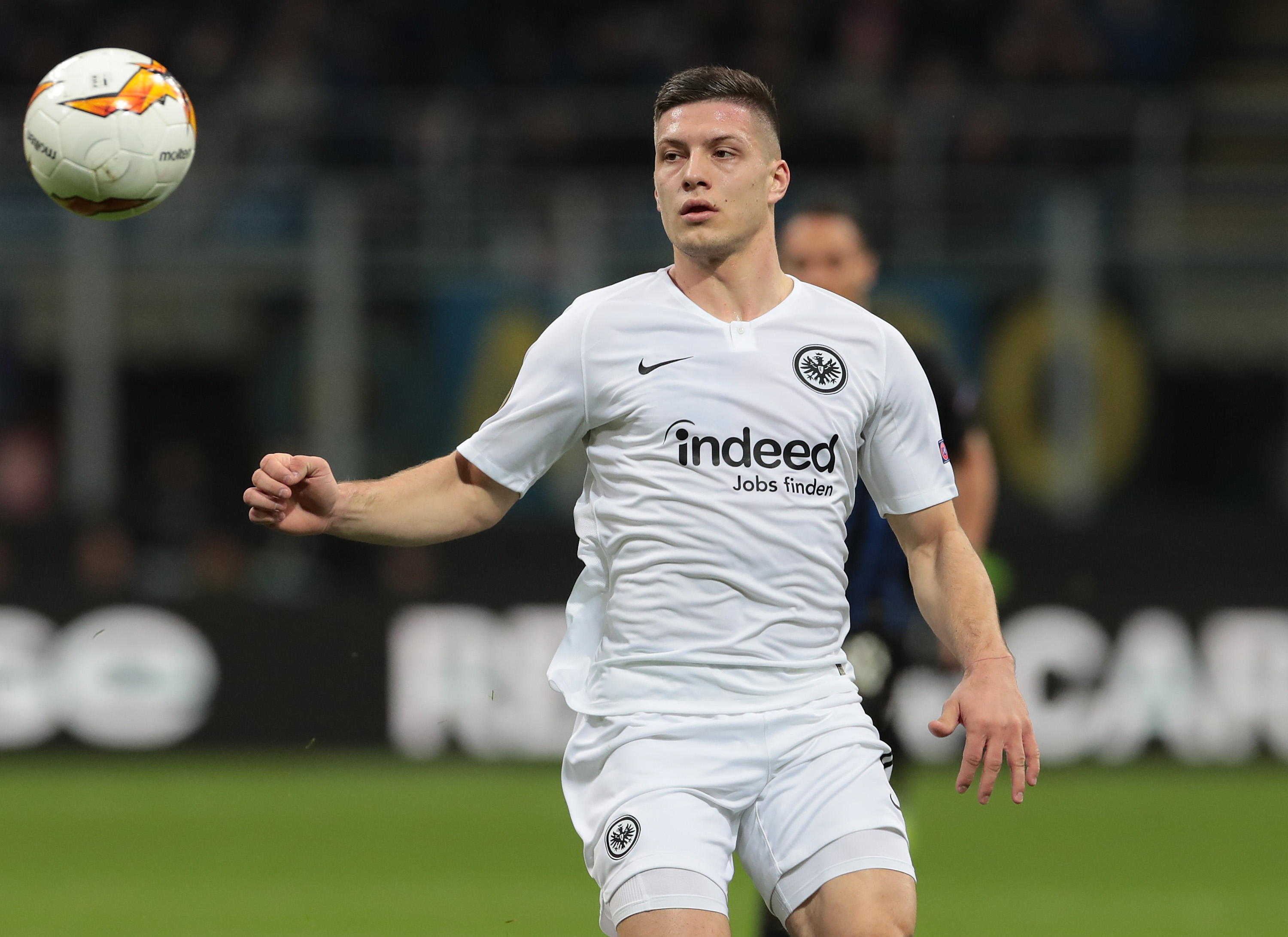 Official: Chelsea miss out as Luka Jovic moves to Real Madrid