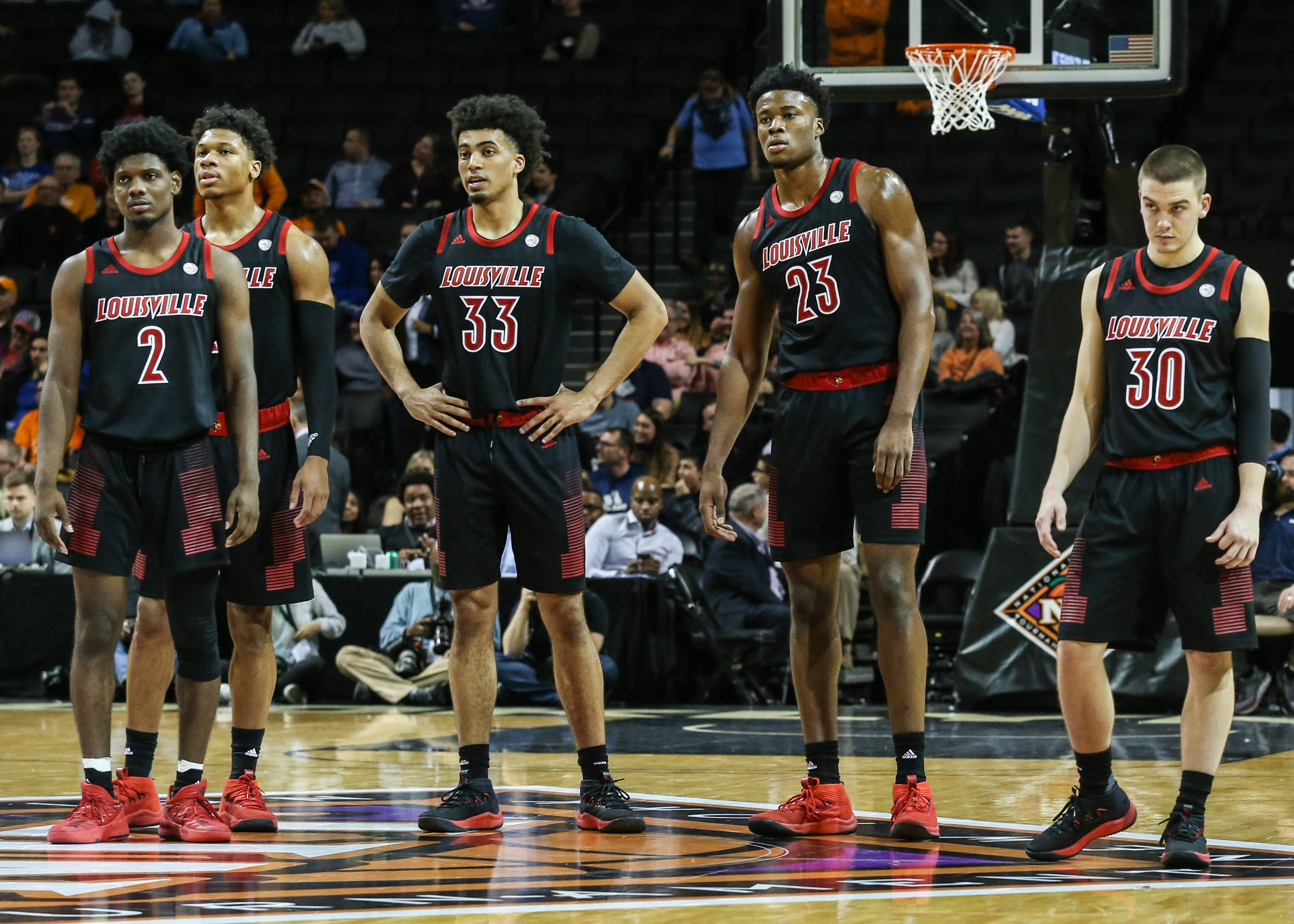 NCAA Basketball: NIT Season Tip-Off-Louisville at Tennessee