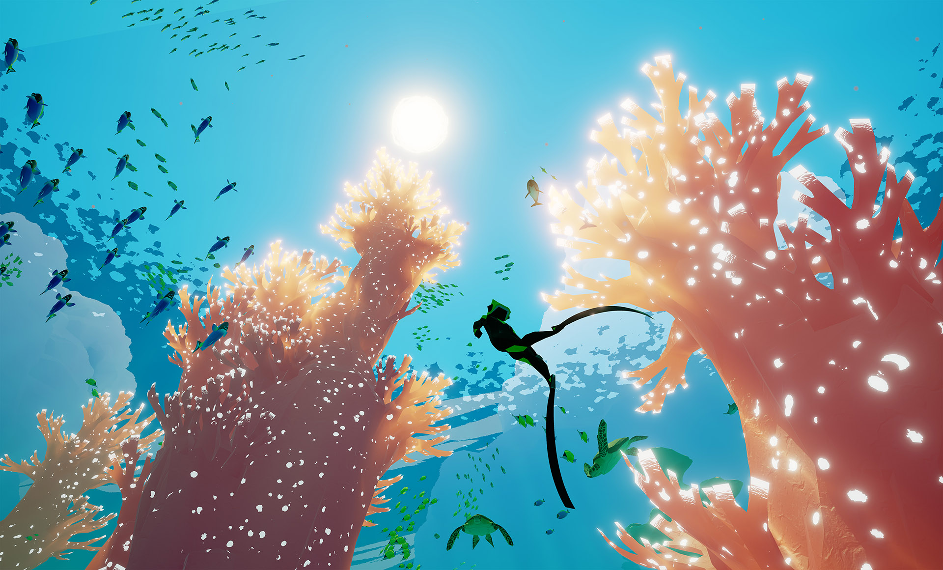 Abzu, Subnautica, and other titles on sale now for Steam's World Environment Day Sale