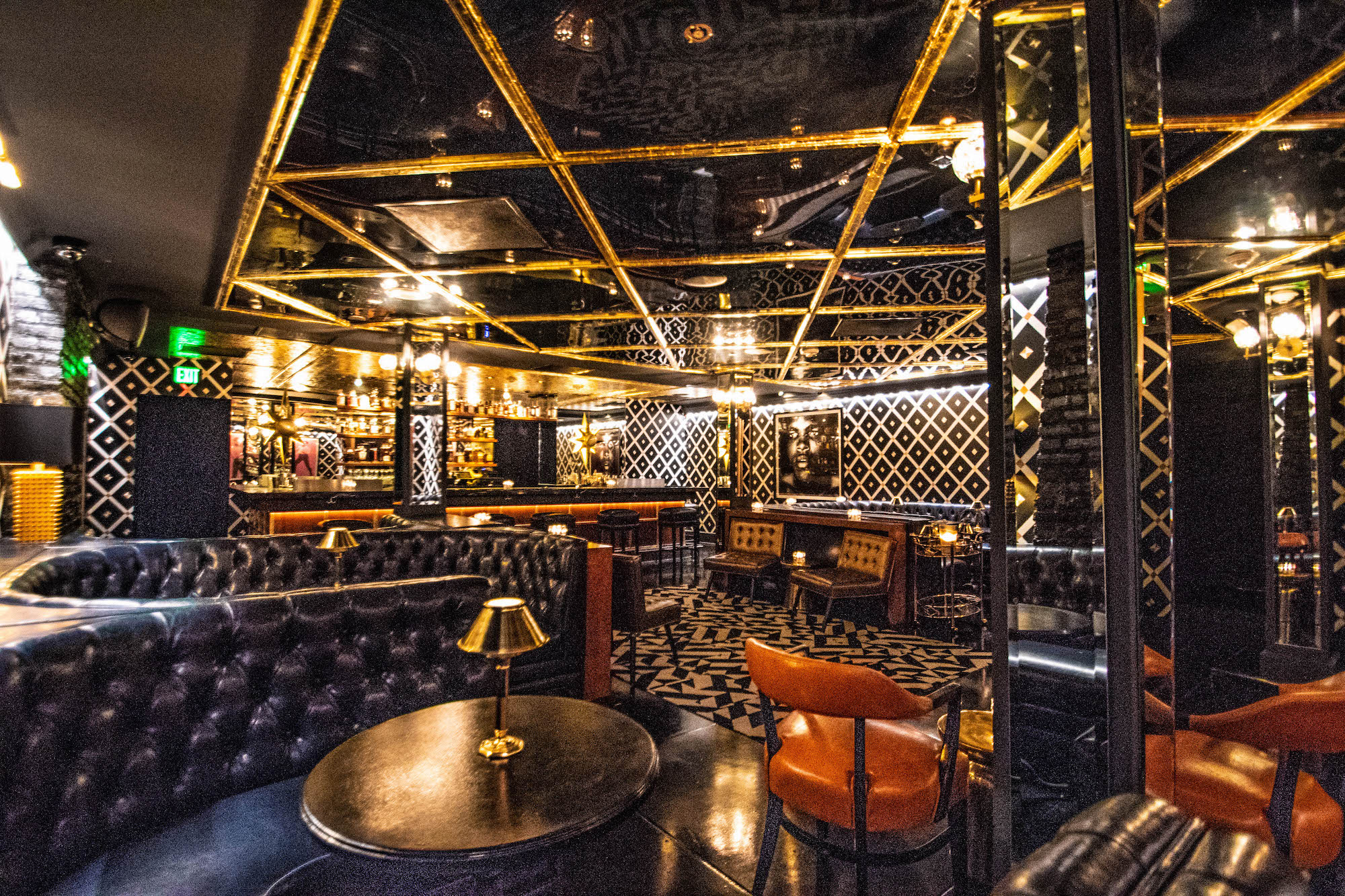 Downtown's Newest Bar Offers Moody London Goth Vibes in a Hidden Basement