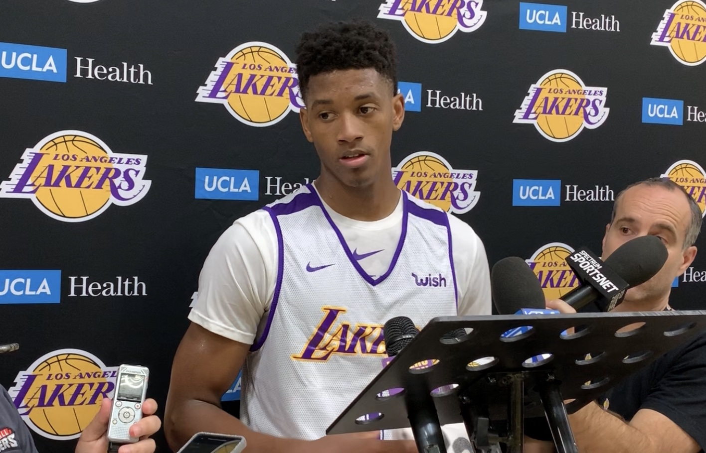 943ddd50509 2019 NBA Draft: Here is everyone the Lakers have worked out