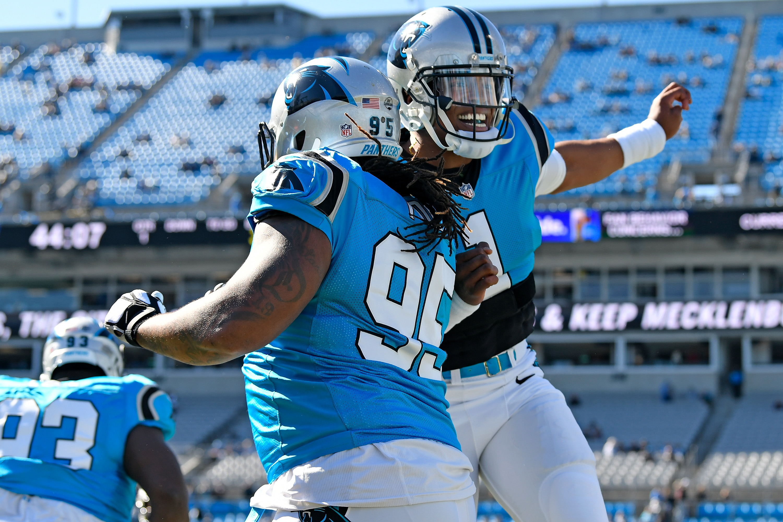 3aa94cc6 Carolina Panthers 2019 season opener countdown: 95 days to go - Cat ...
