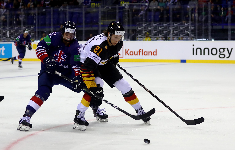 Germany v Great Britain: Group A - 2019 IIHF Ice Hockey World Championship Slovakia