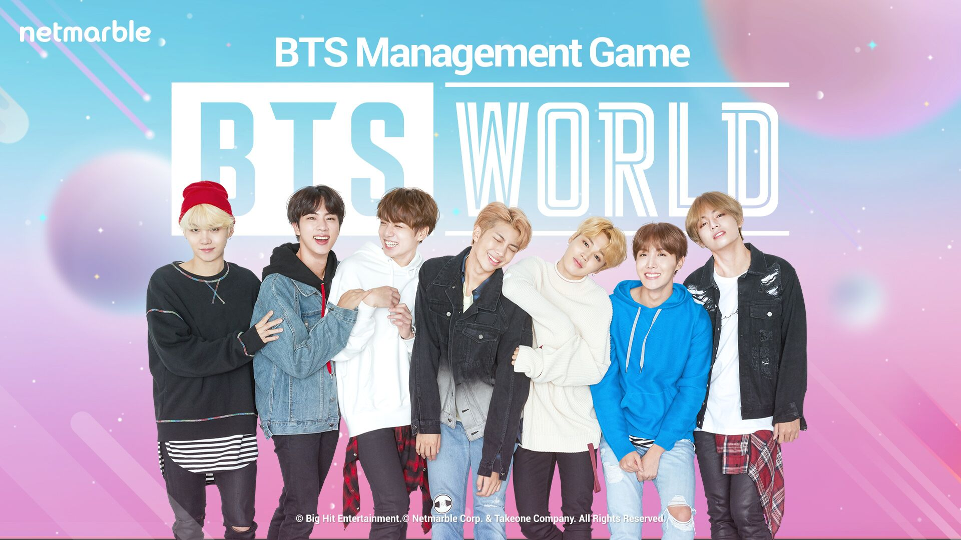 Become BTS' manager in new mobile game on June 25