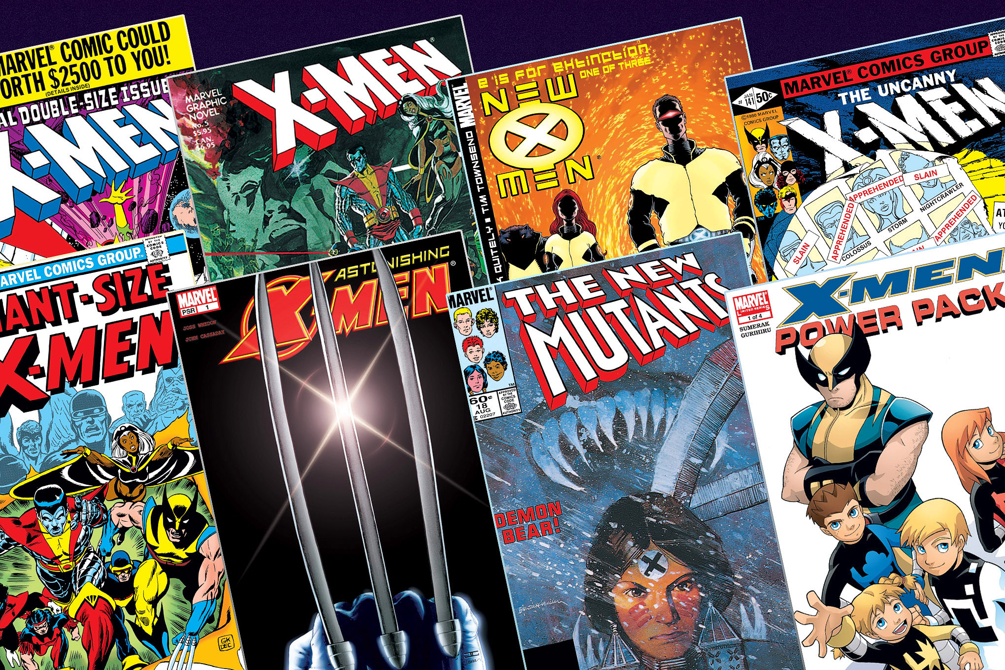 The 9 greatest X-Men stories of all time
