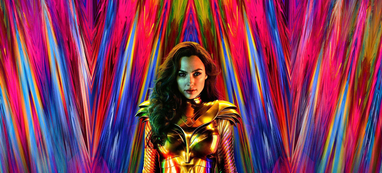 Wonder Woman goes full Ragnarok in dazzling new poster