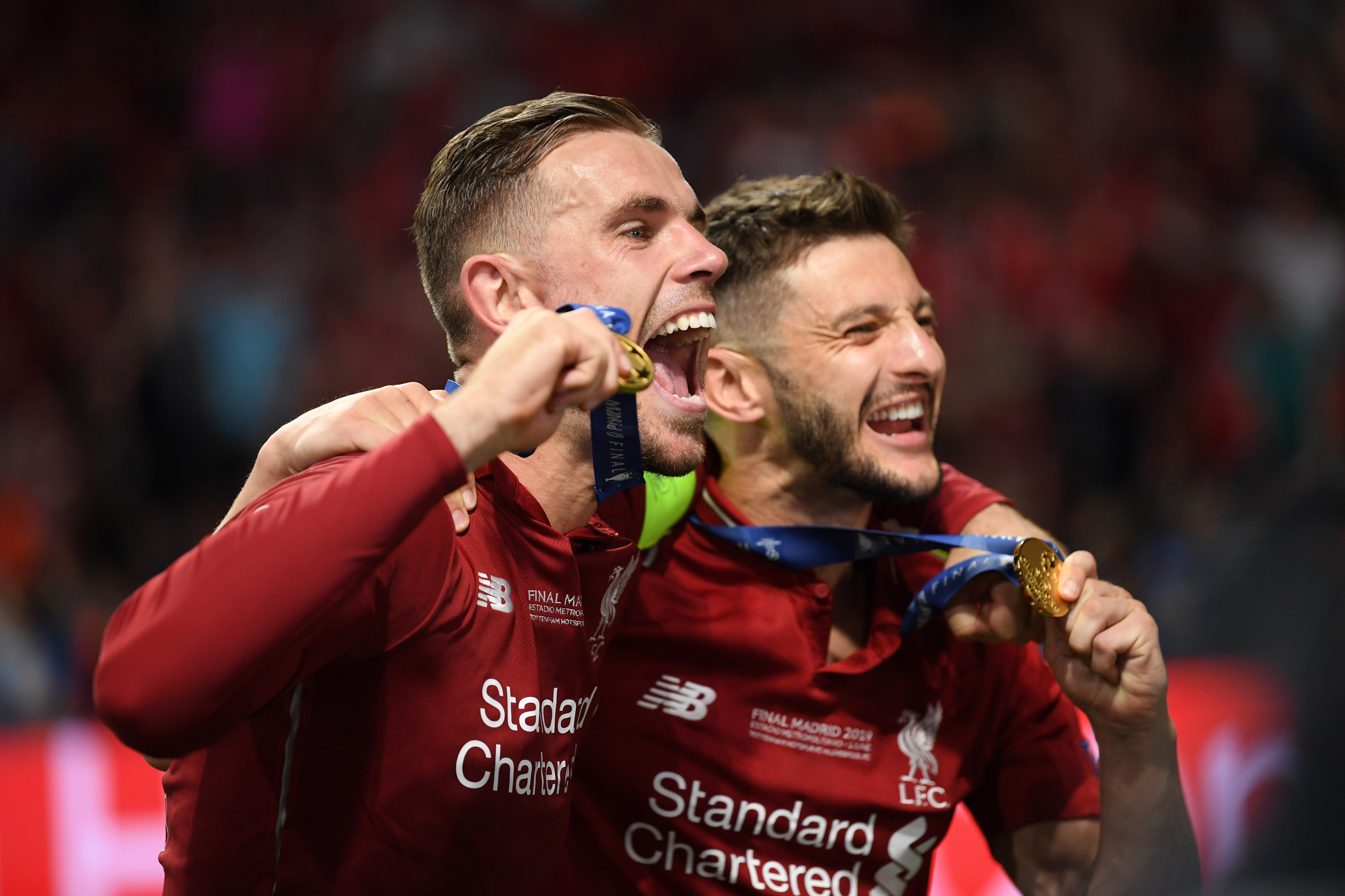Adam Lallana Opens Up About Liverpool Future