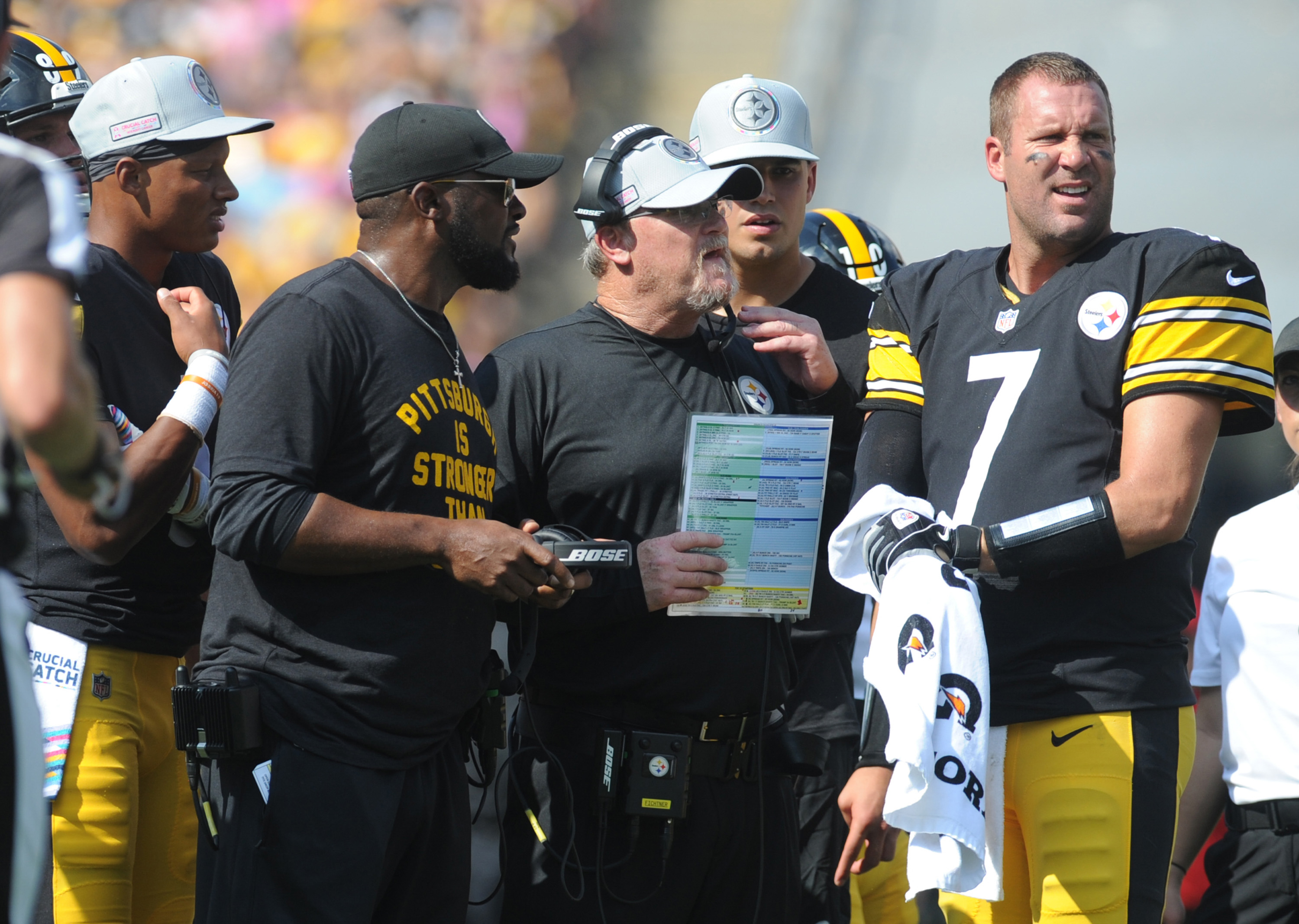 2f0a563fdf6 An Offensive Glossary for Pittsburgh Steelers fans to prepare for the 2019  season