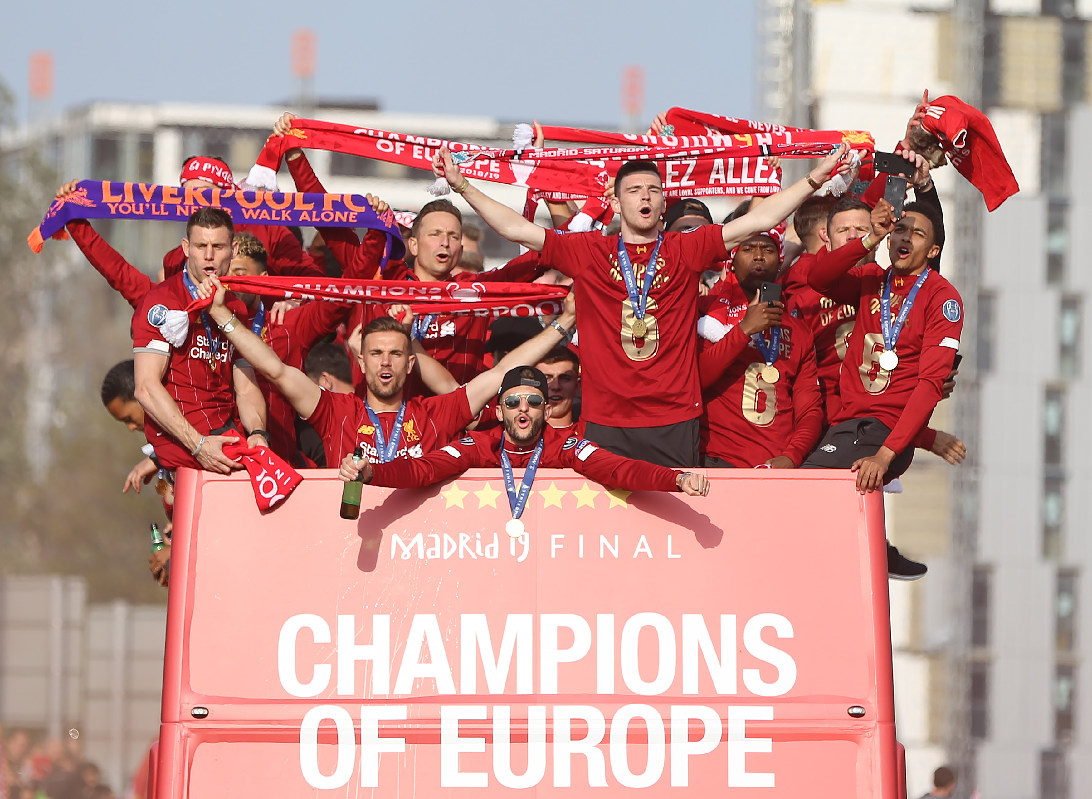 The Liverpool Offside 2018-19 Season Review, Part 2: Vindication for Fenway Sports Group