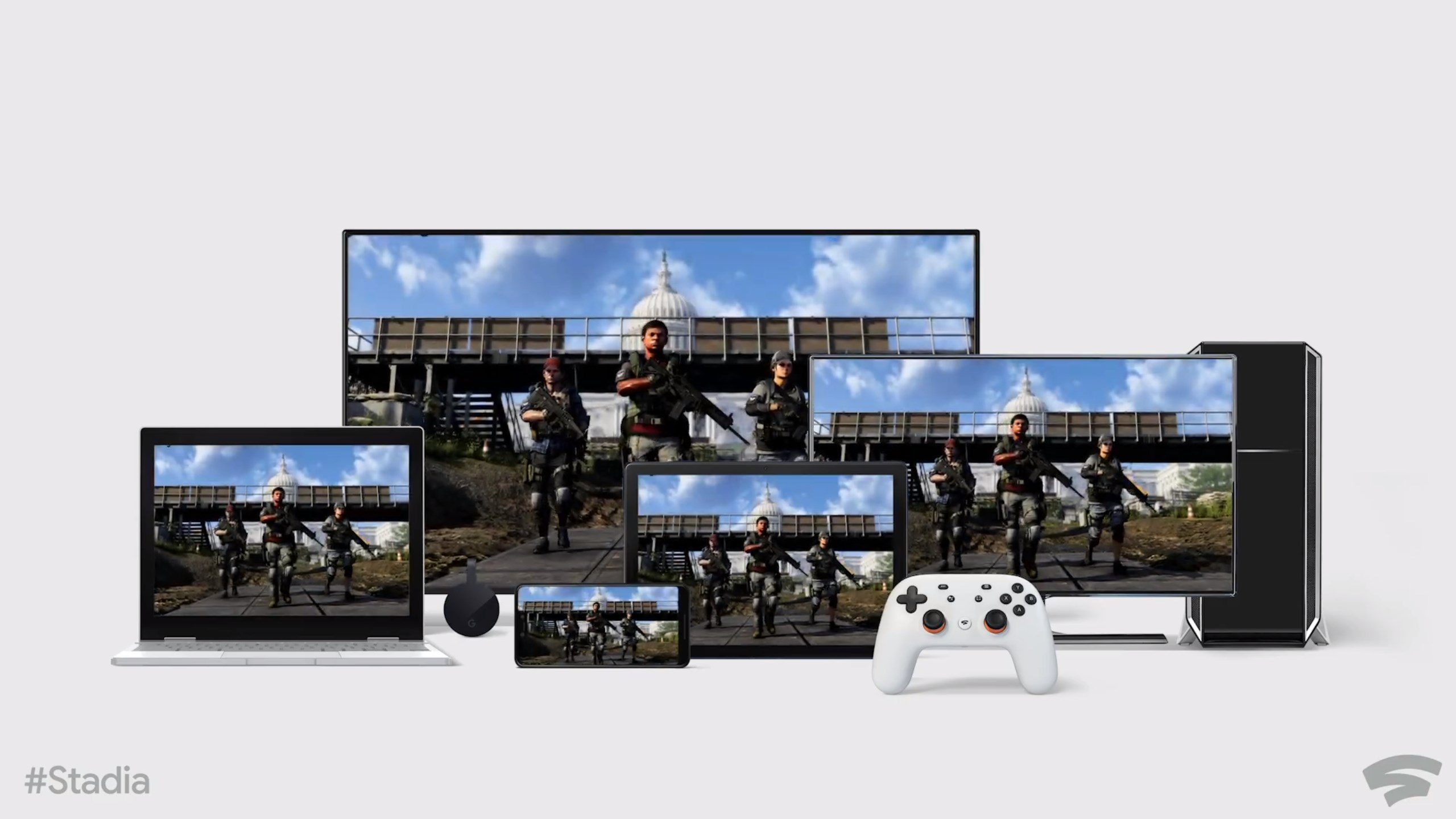Here are all the games coming to Google's Stadia cloud