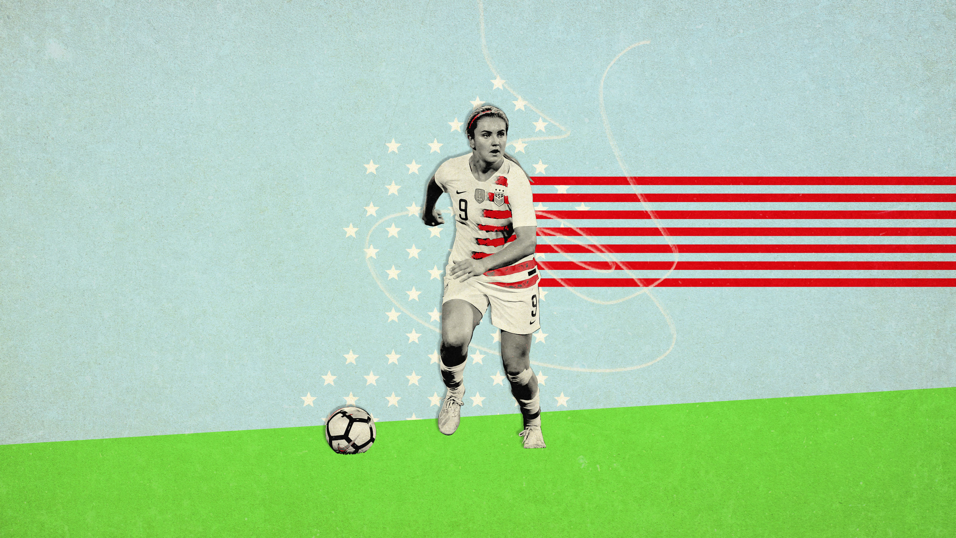 ea5843716f Lindsey Horan's Past May Represent the USWNT's Future - The Ringer