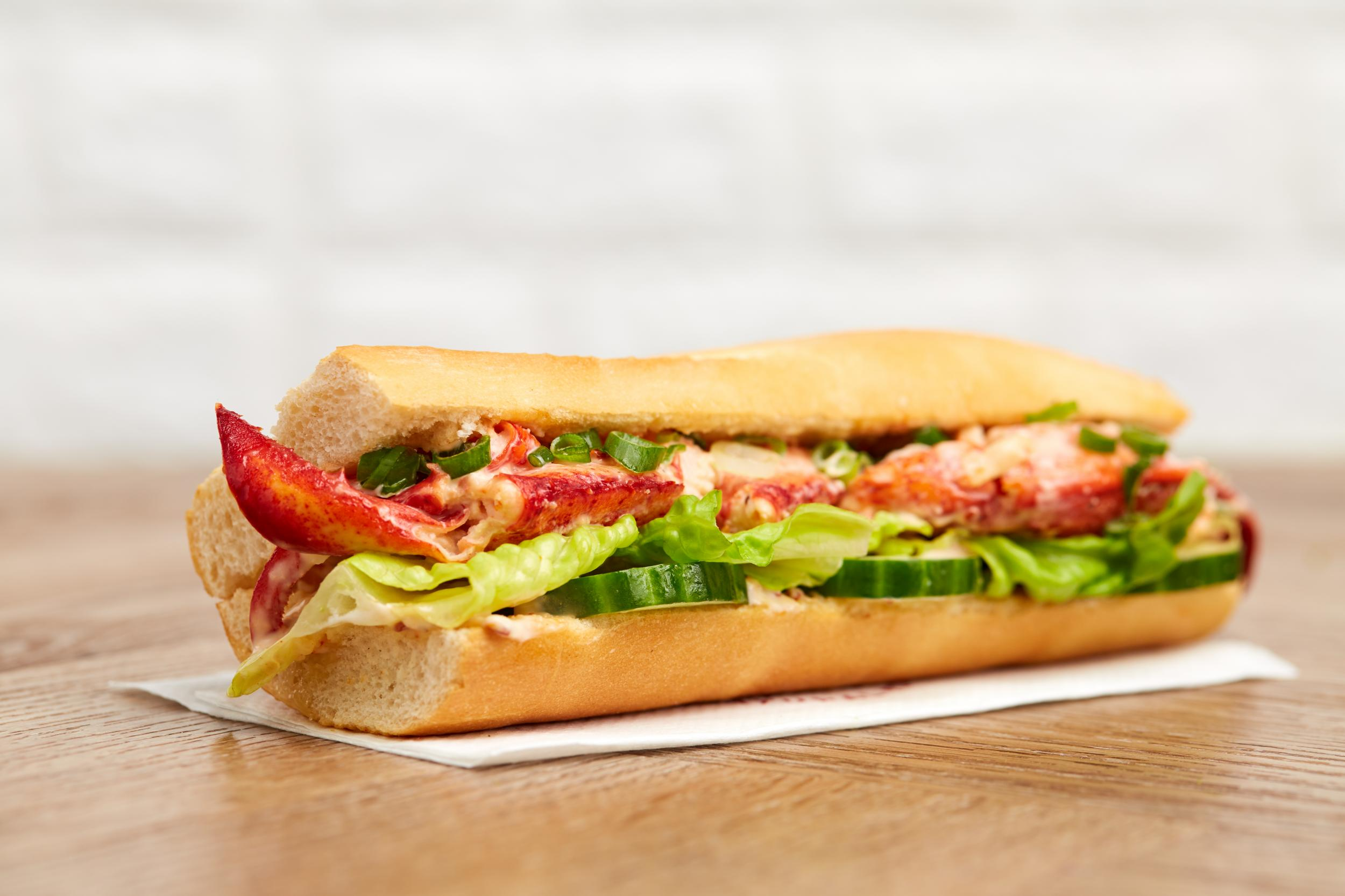 Iconic American Sandwich Gets the Pret a Manger Treatment