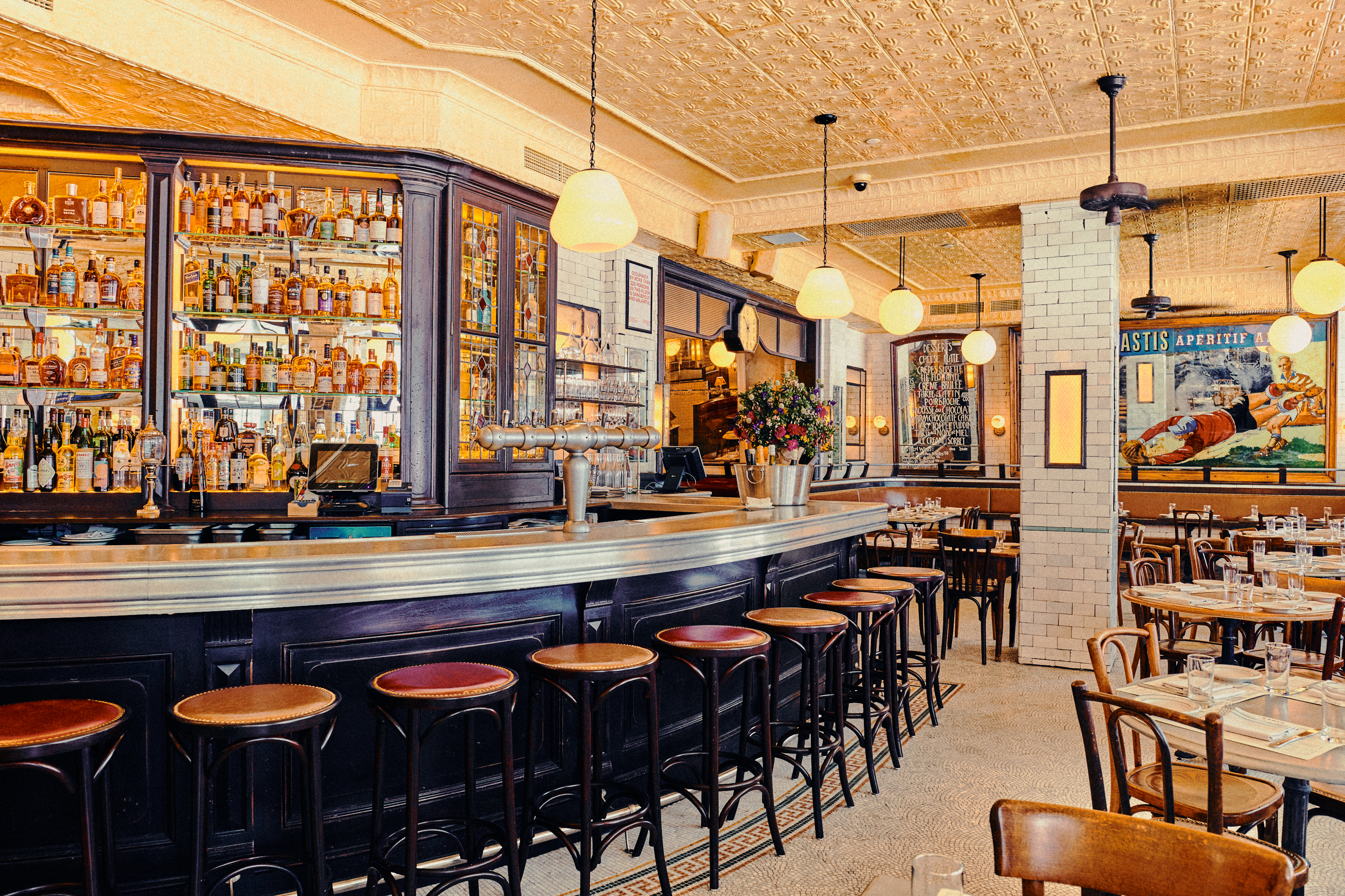 Inside the New Pastis, the Romantic NYC Legend Reopening Tonight