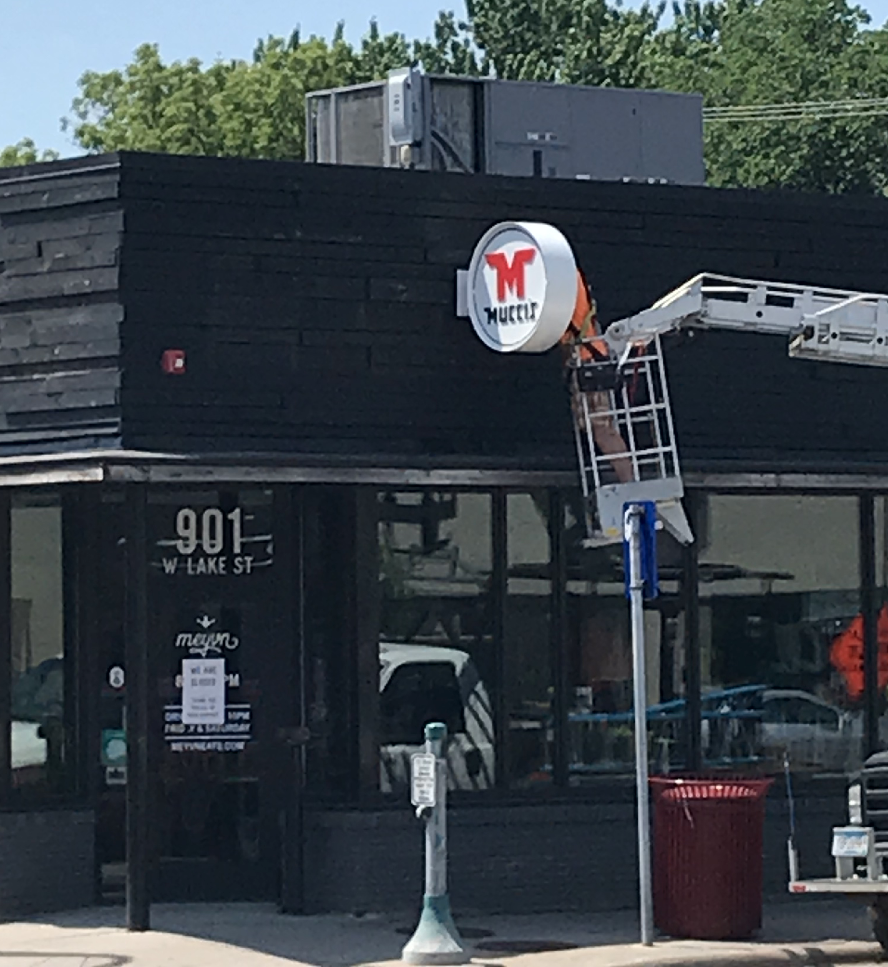 Restaurant's Owner Continues Refusal to Confirm the Mounting Obviousness of Its Existence
