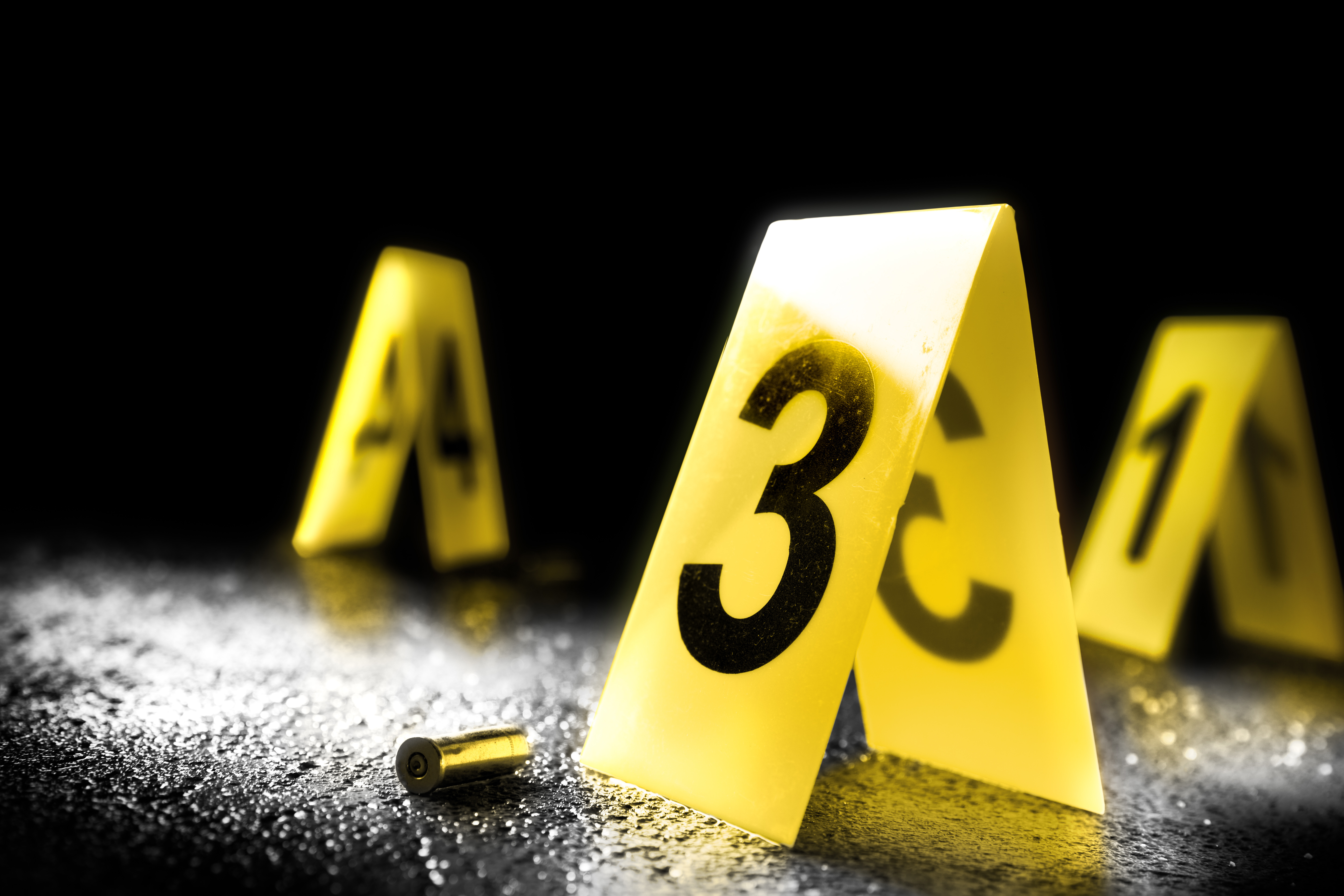 Three people were shot June 7, 2019, in the 6200 block of South Justine Street.