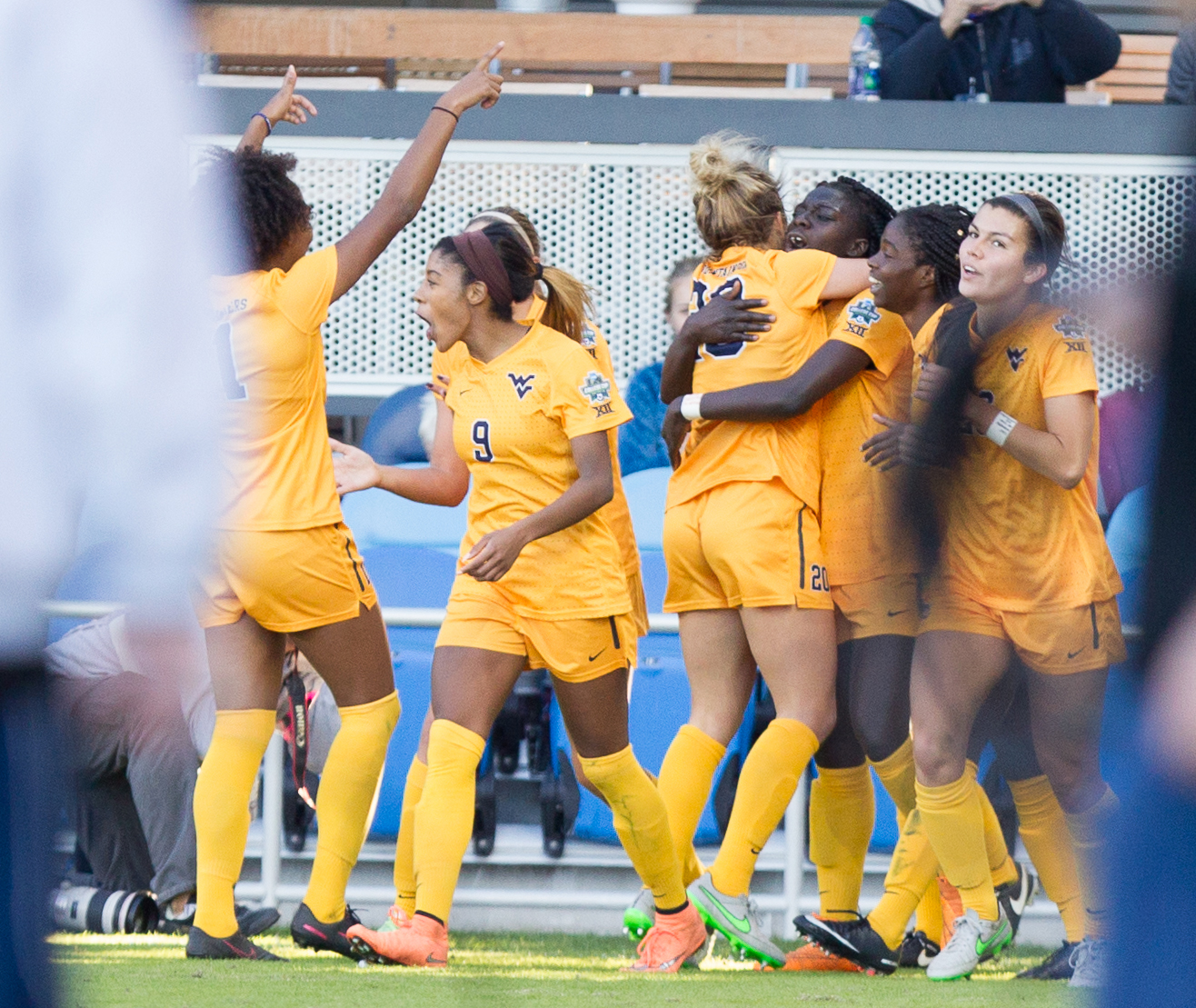 NCAA Soccer: Women's College Cup - West Virginia vs North Carolina