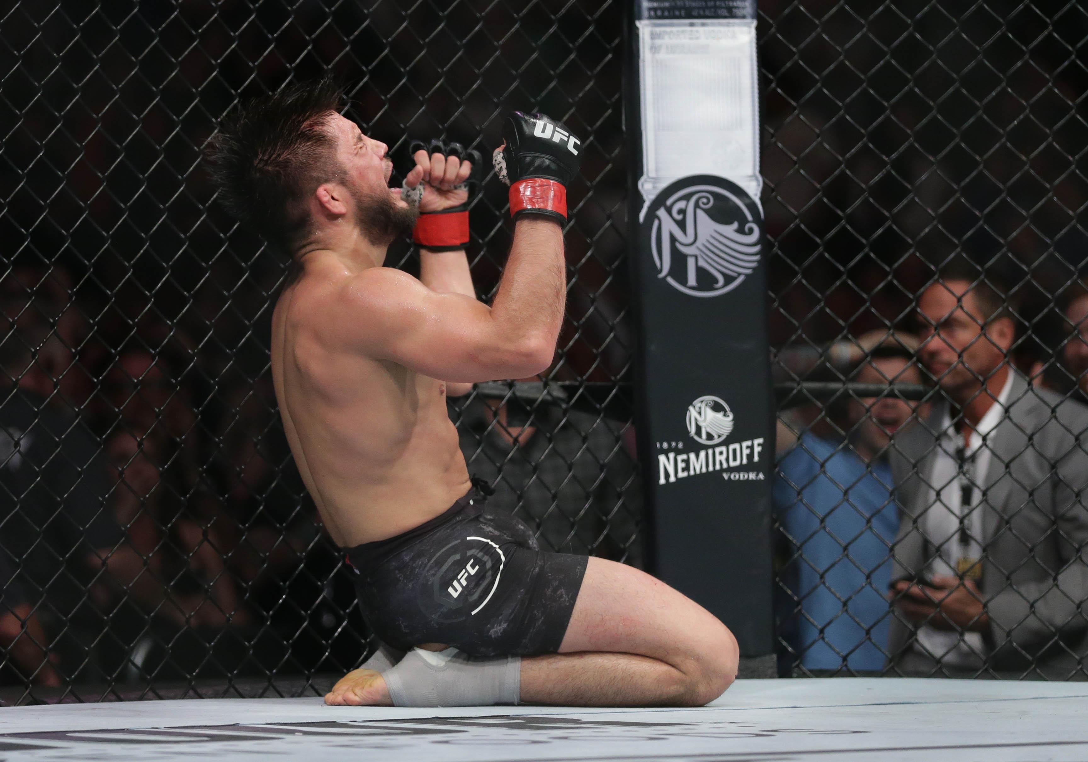 MMA: UFC 238-Cejudo vs Moraes