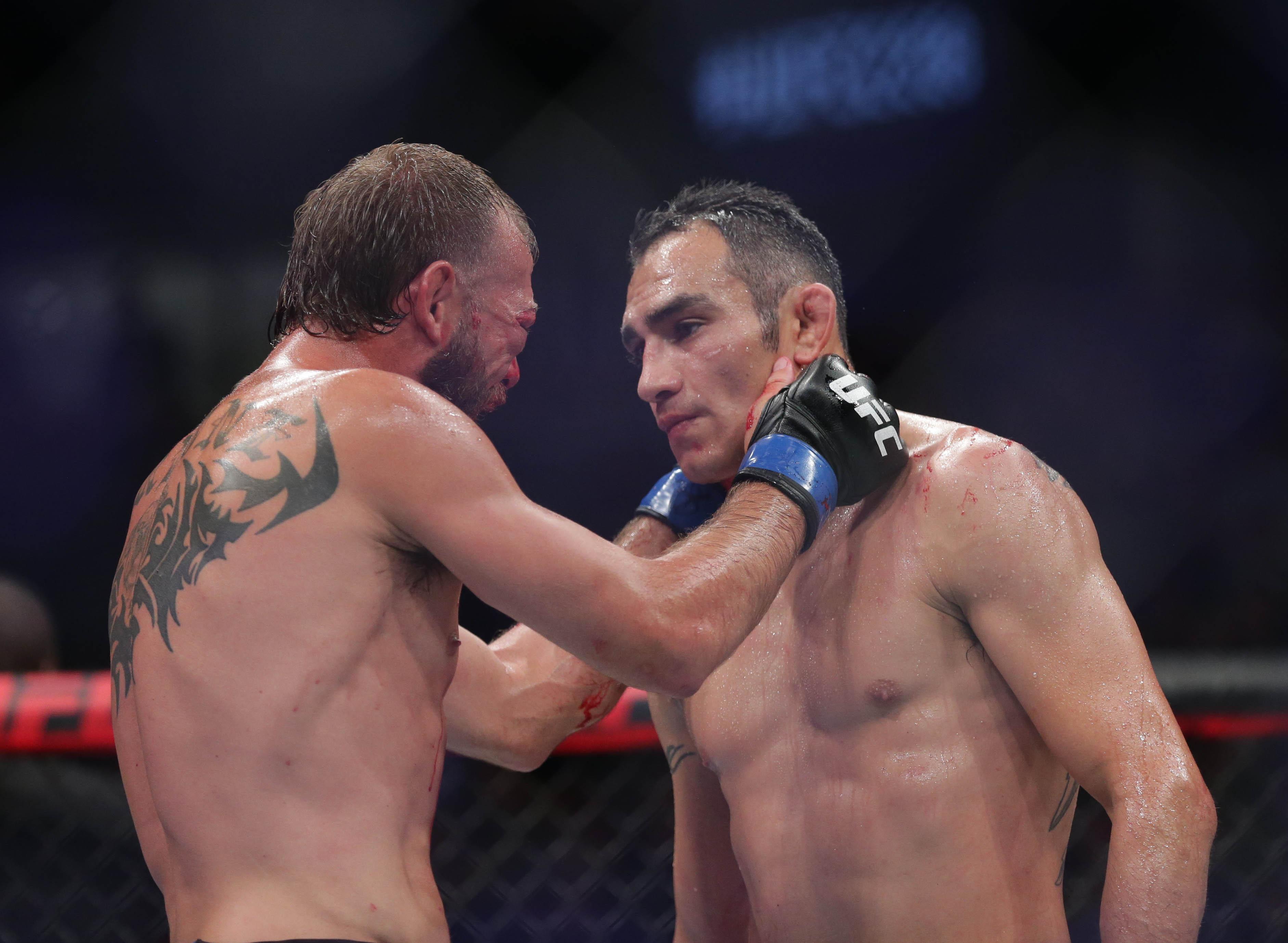 MMA: UFC 238-Ferguson vs Cerrone