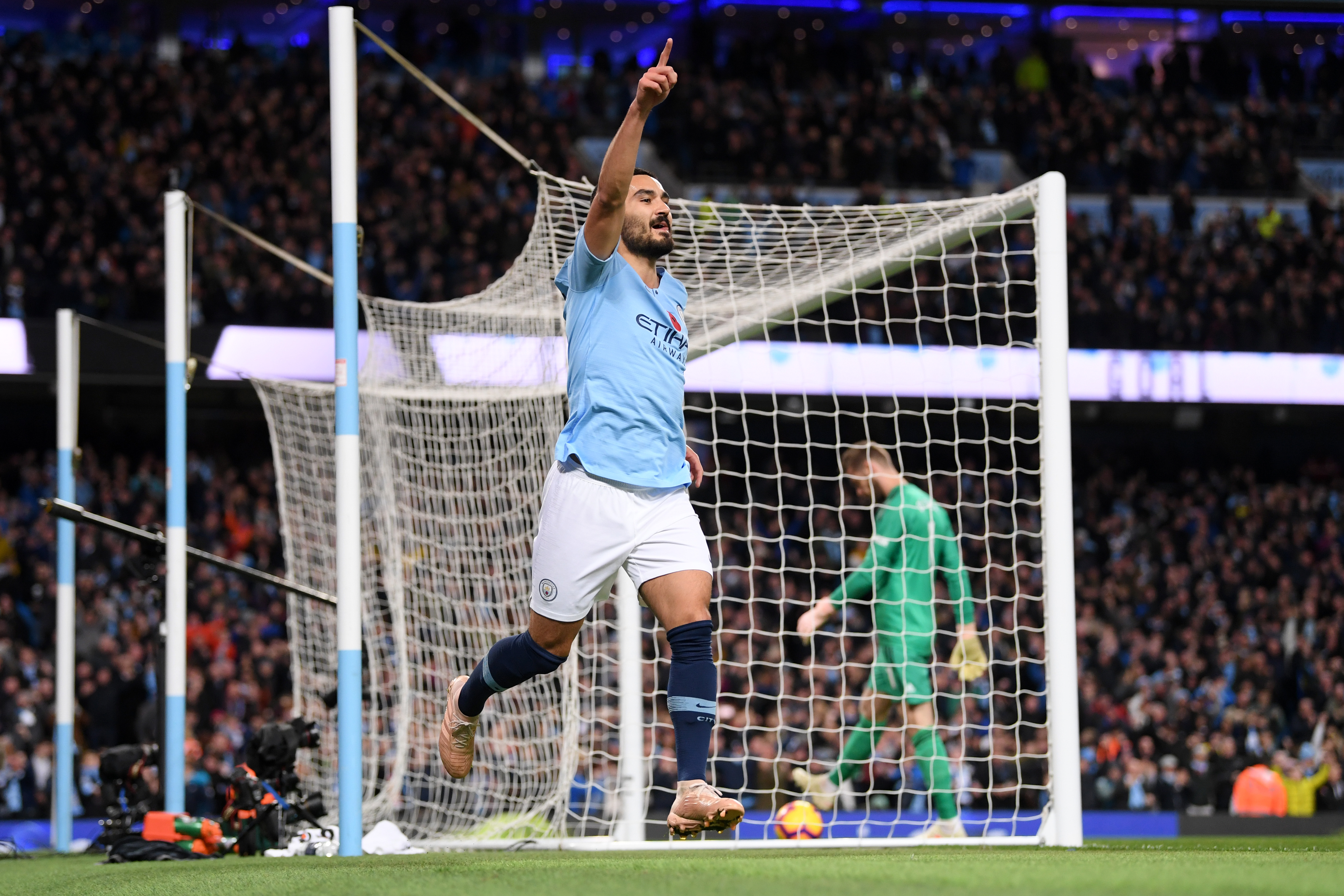 Manchester City Season Review – November