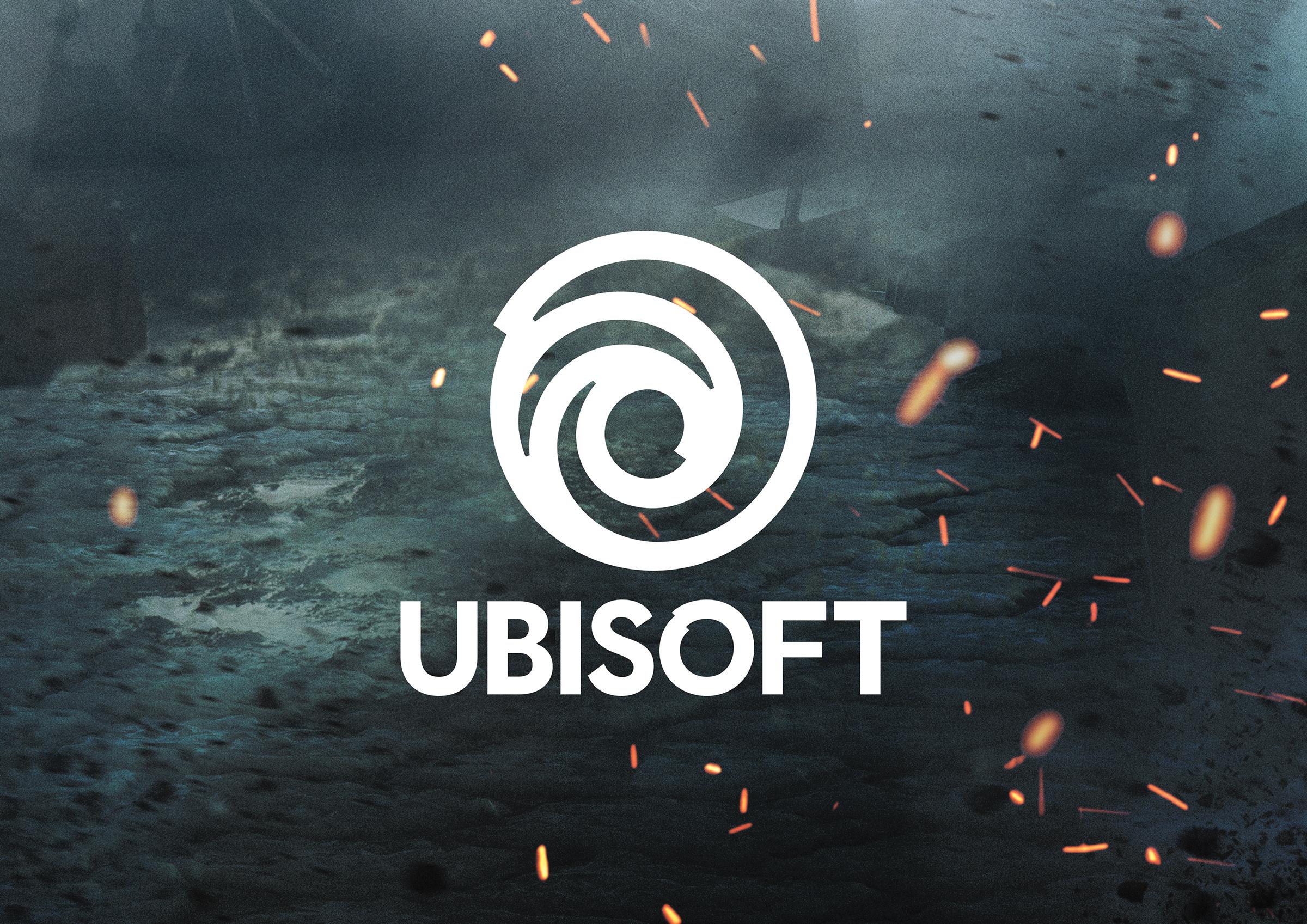 Ubisoft new 2017 logo