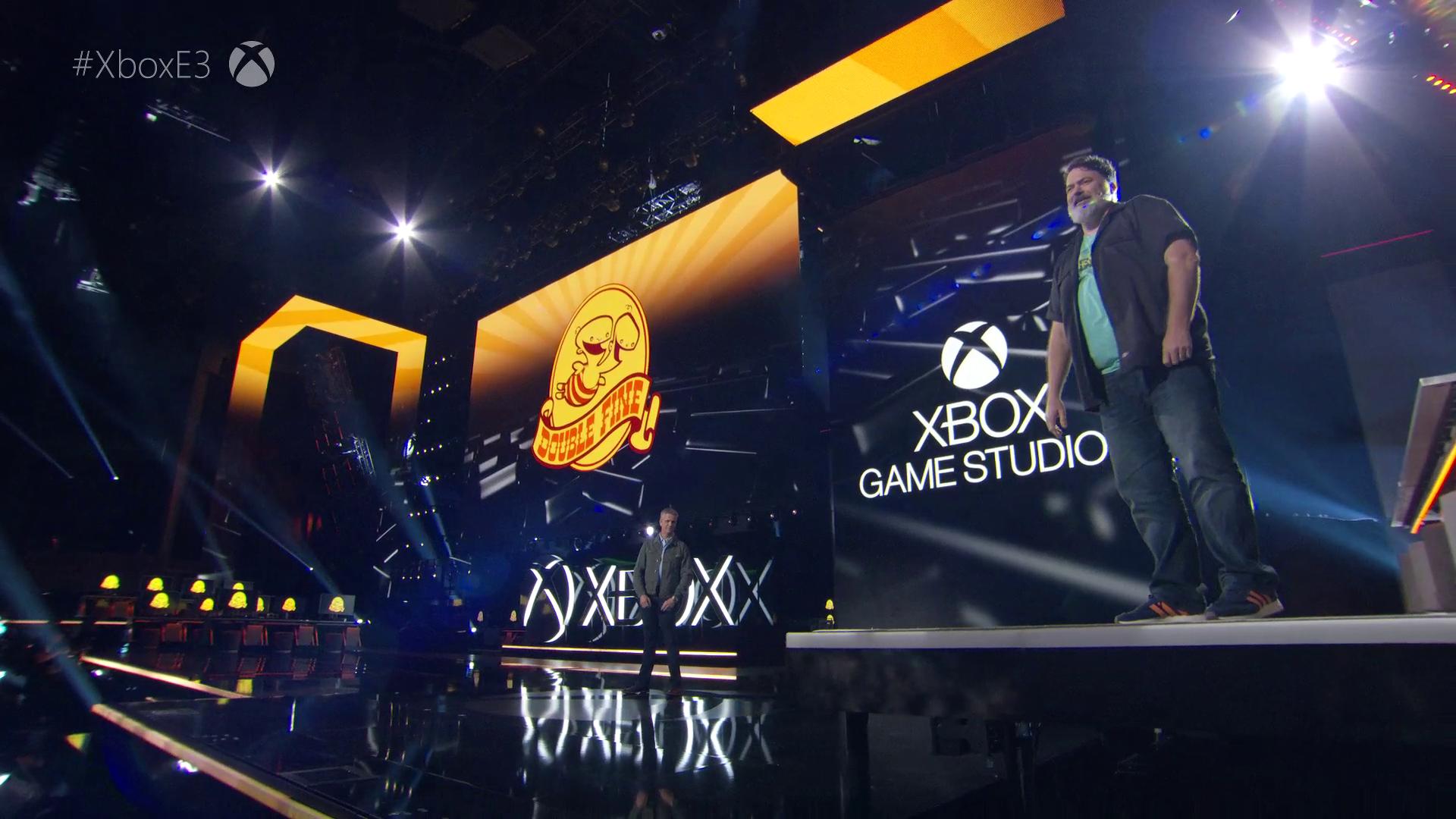 Microsoft acquires Double Fine Studios