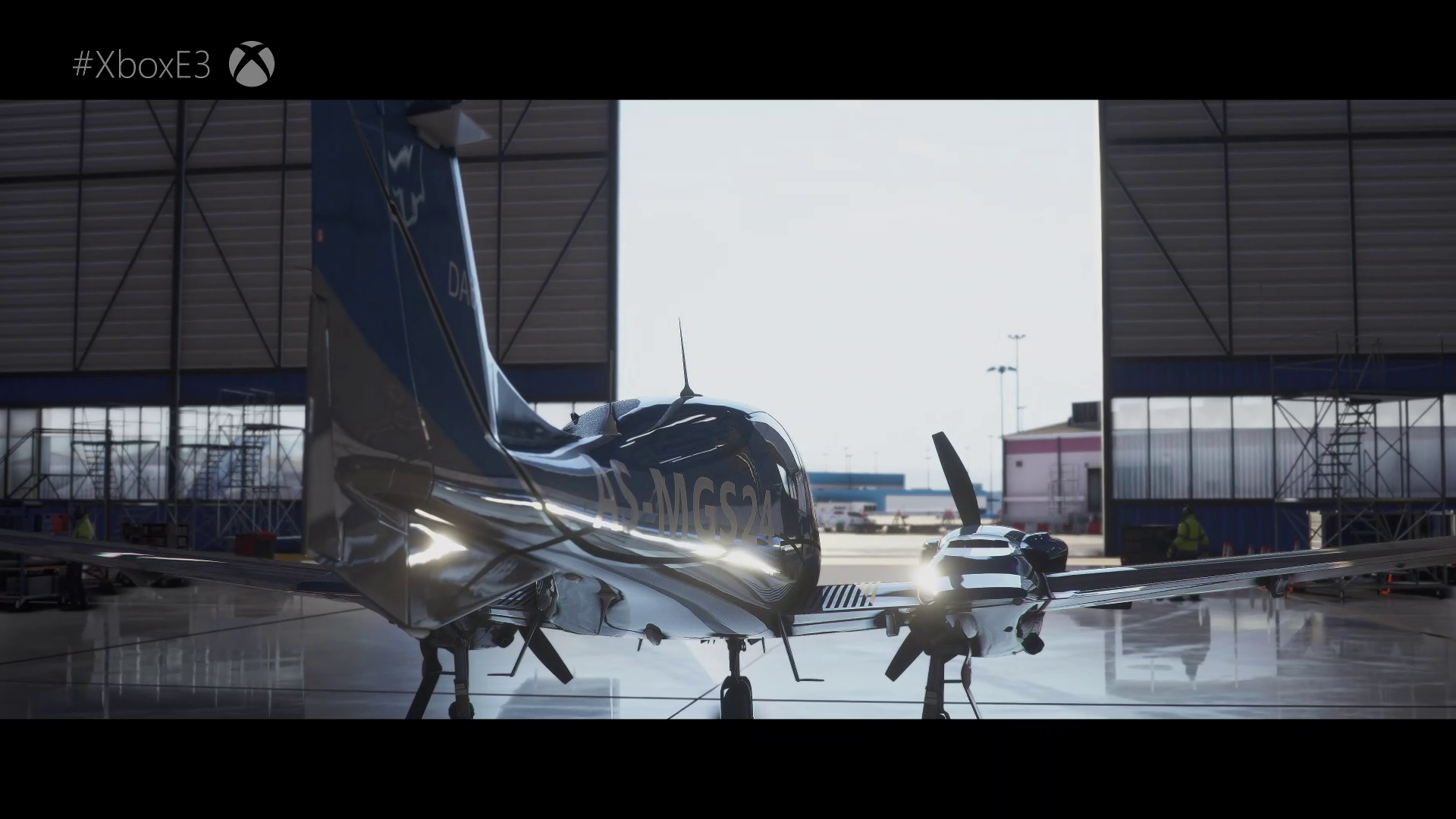 A new Microsoft Flight Simulator is coming to PC and Xbox One