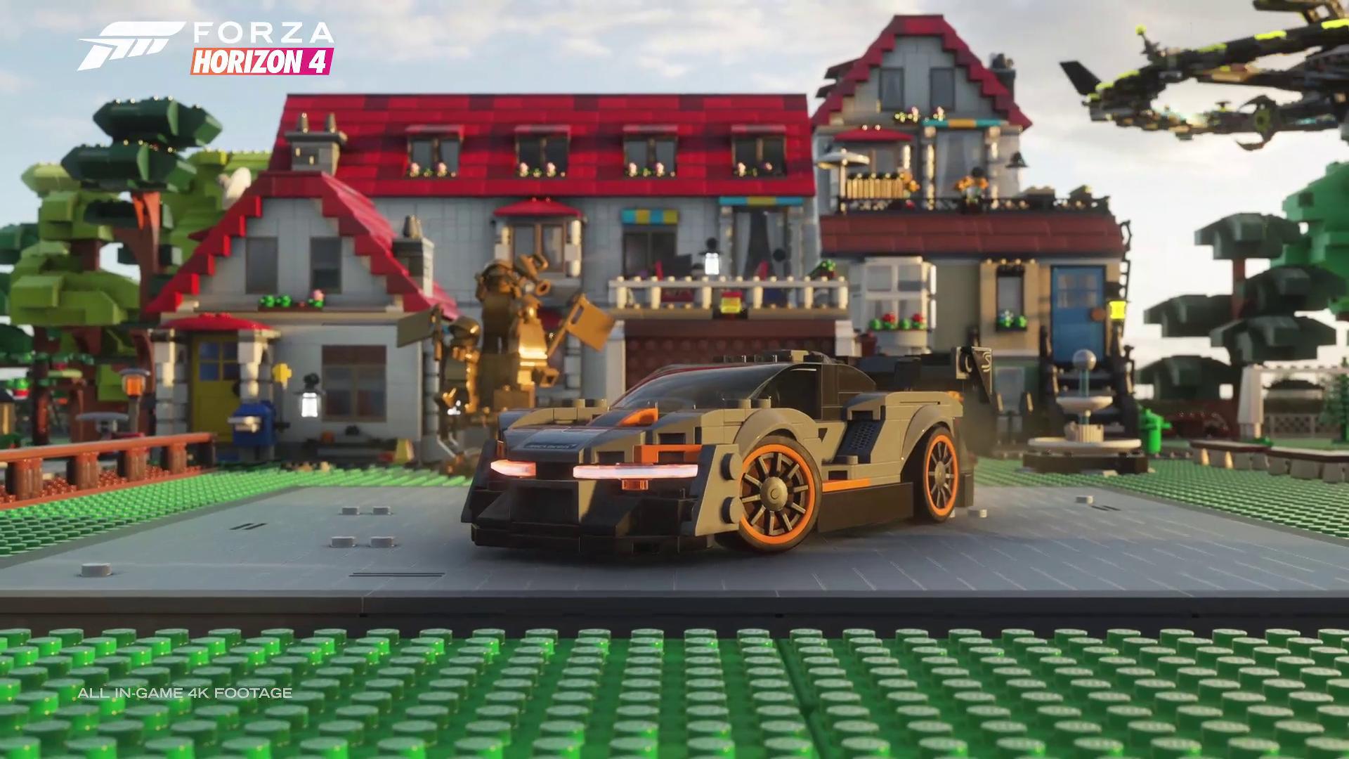 Forza Horizon 4: Lego Speed Champions trailer from E3 2019