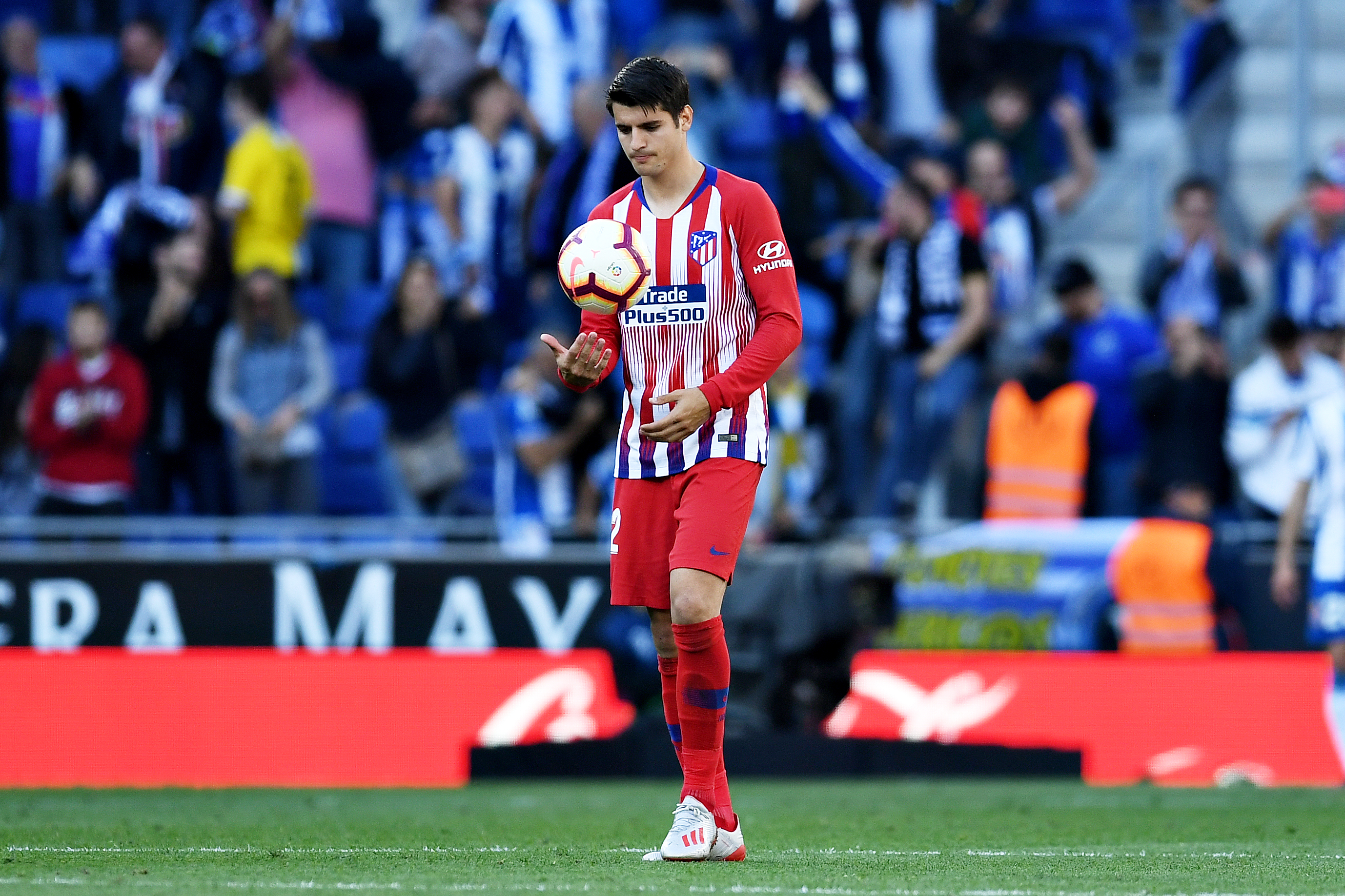 Atlético not ready to spend €55m on Morata yet, despite Chelsea recall option — report