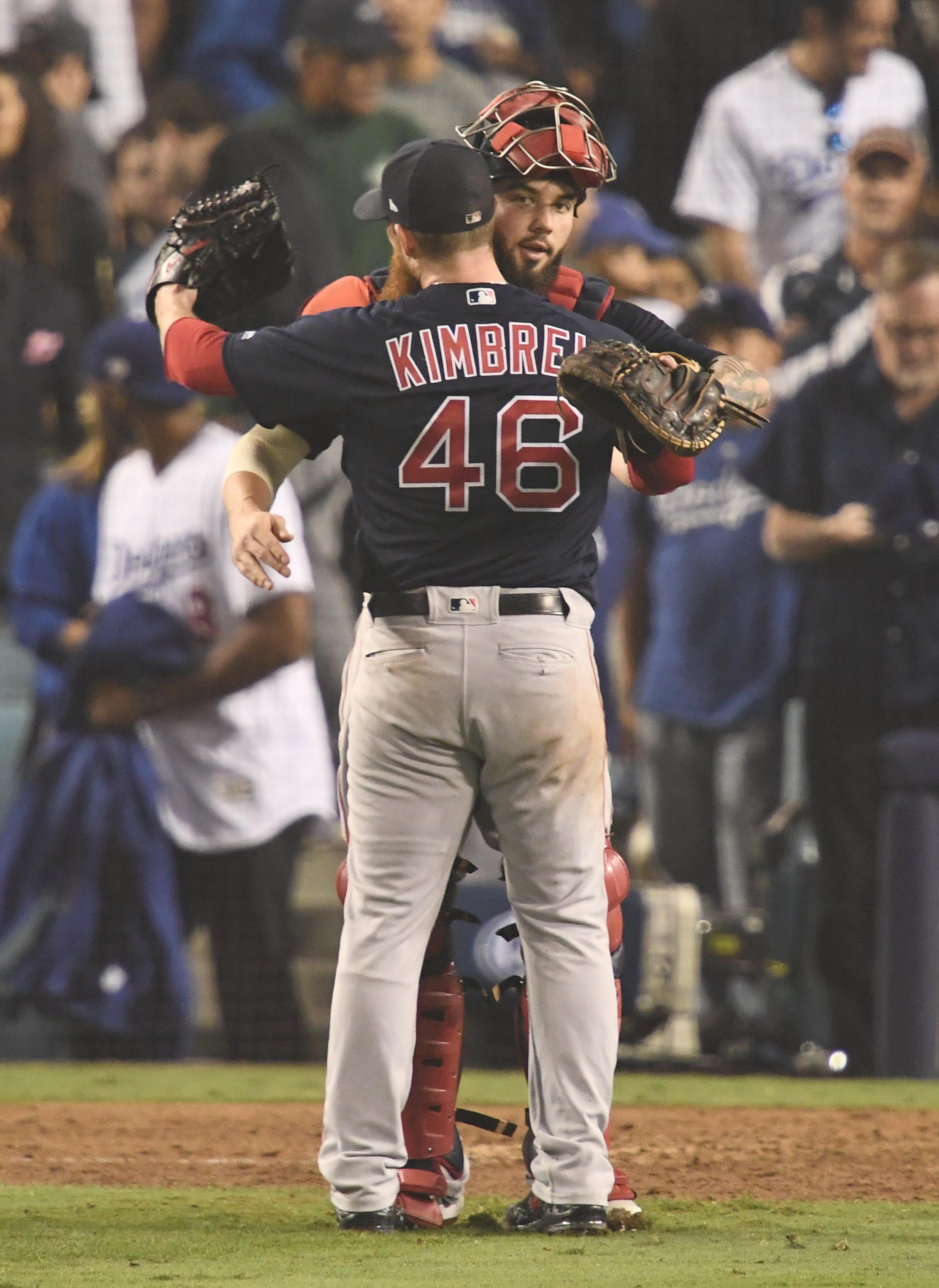 MLB: World Series-Boston Red Sox at Los Angeles Dodgers