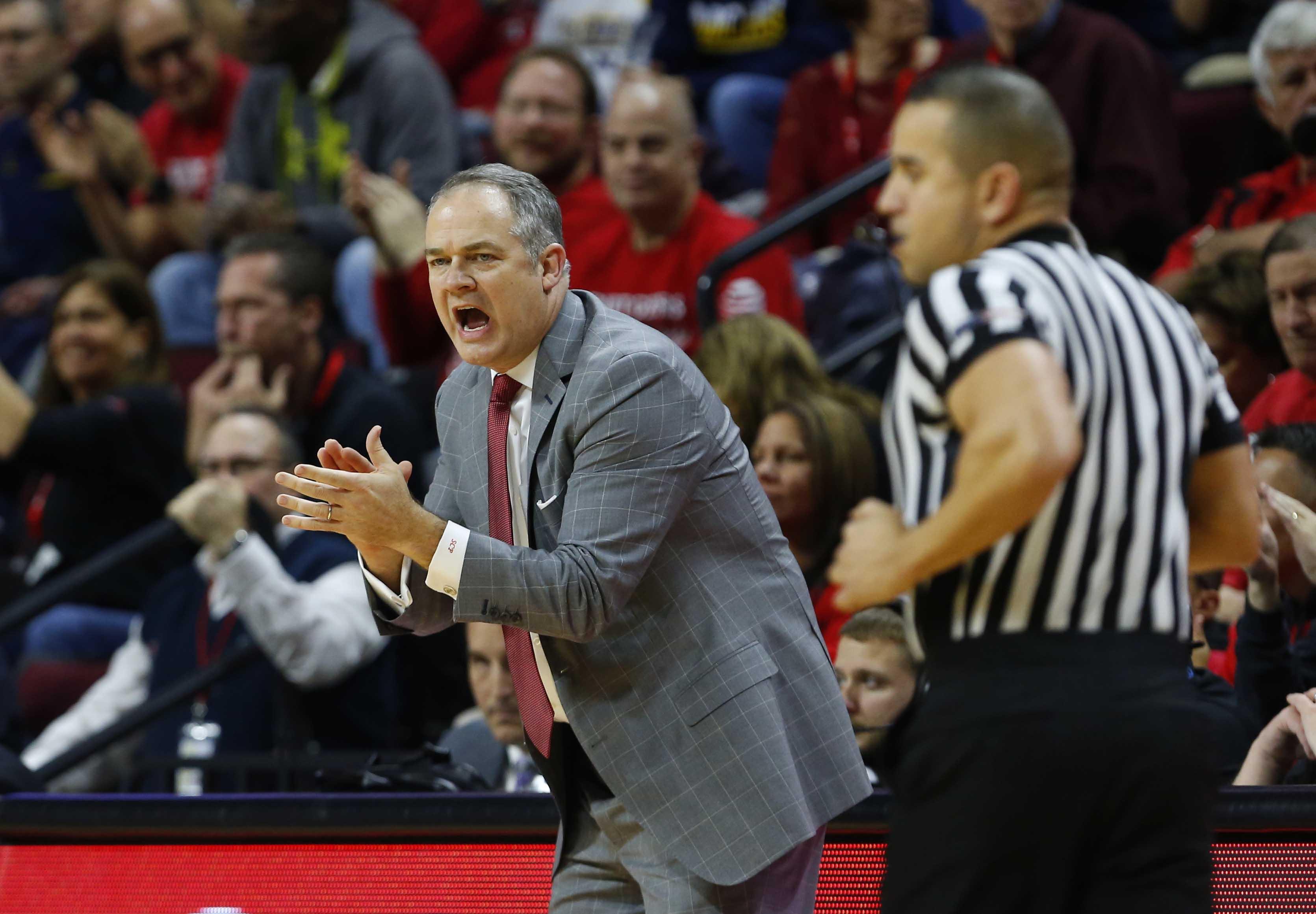 NCAA Basketball: Michigan at Rutgers