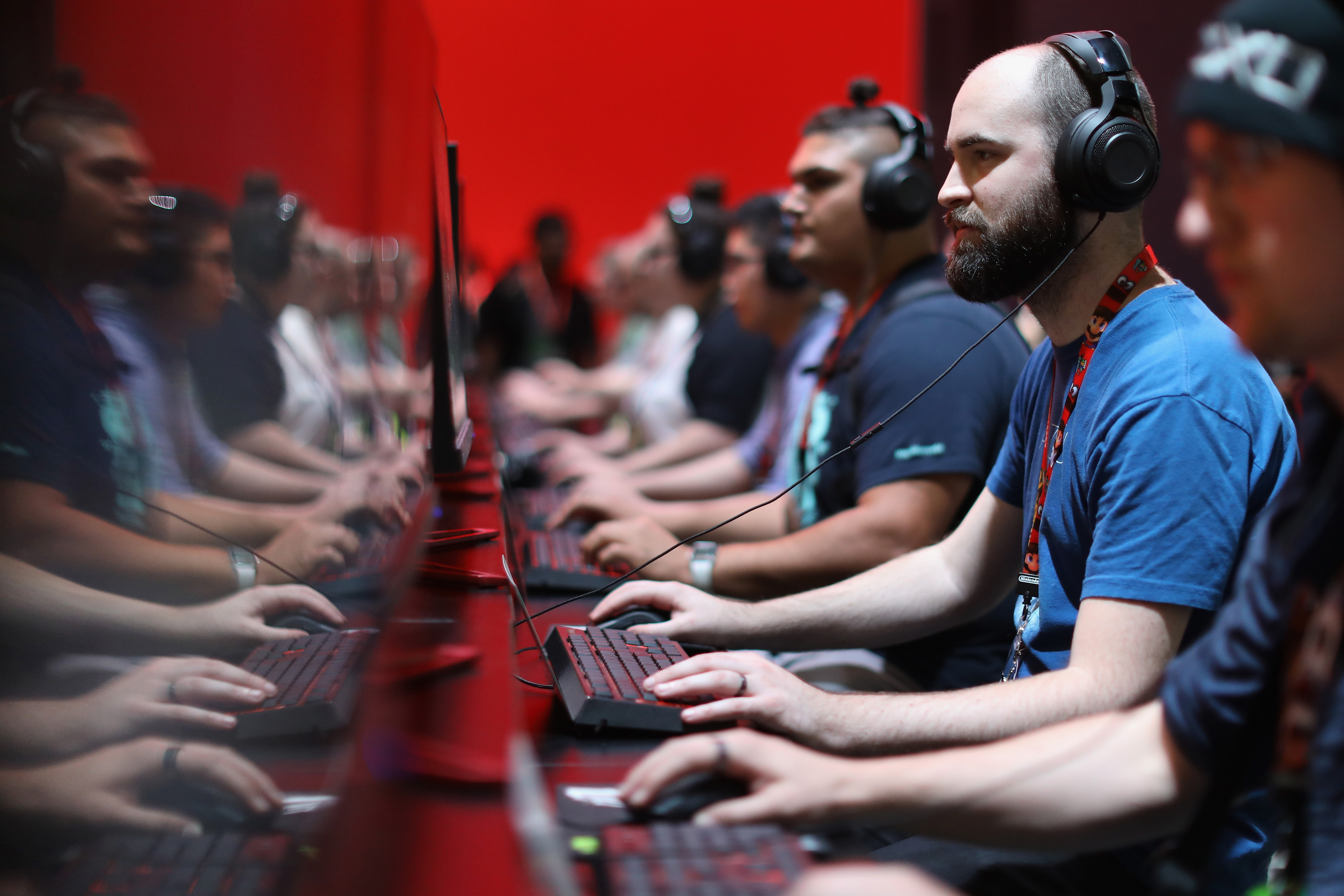 Annual E3 Gaming Industry Conference Held In Los Angeles