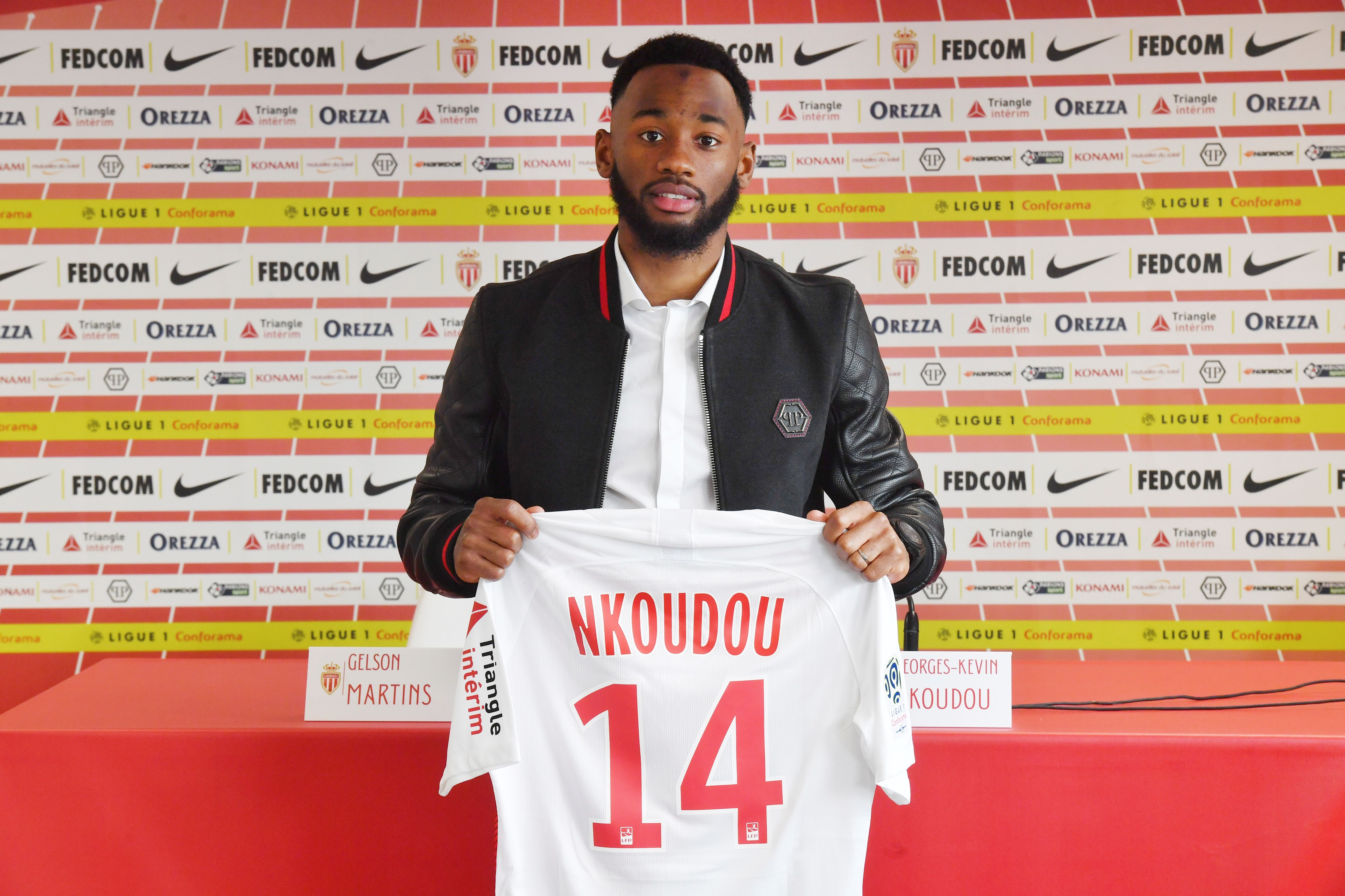 Monaco not interested in signing Georges-Kevin Nkoudou
