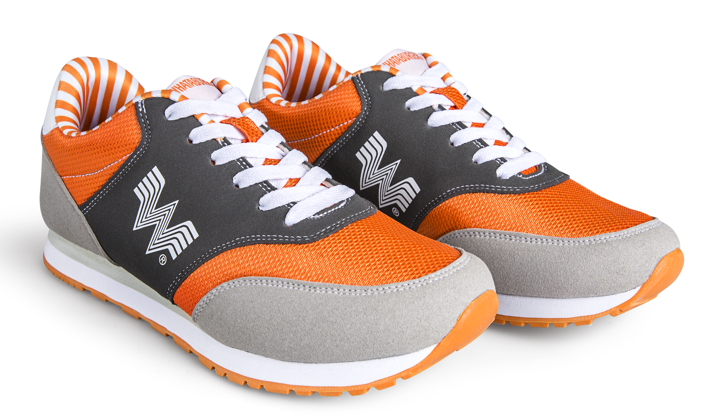 Whataburger's running sneakers