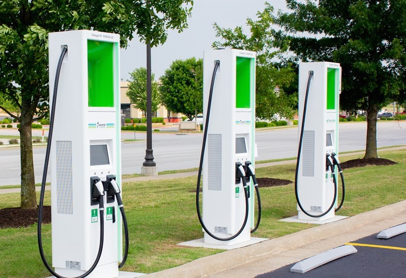 Why Walmart parking lots are perfect for electric vehicle chargers